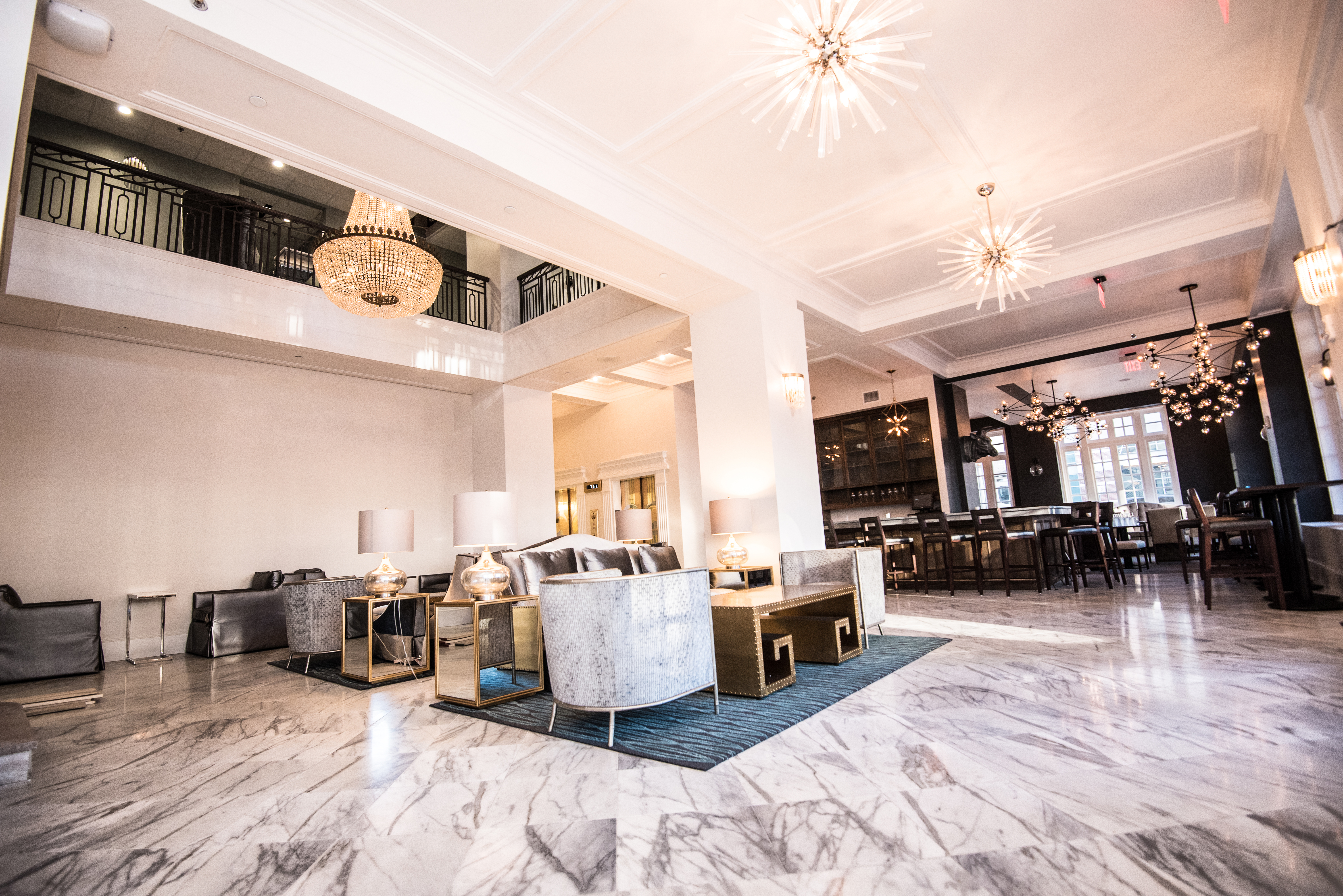 Curio A Collection By Hilton Expands Alabama Presence With Opening Of Redmont Hotel Birmingham