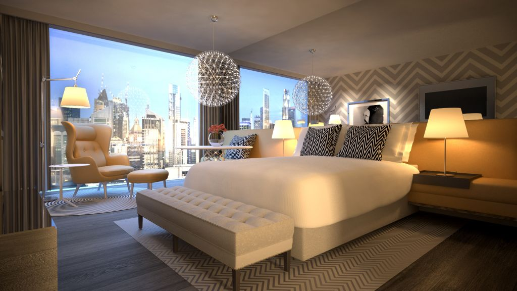 Radisson blu lauches bluprint a new interior design for Hotel design nice