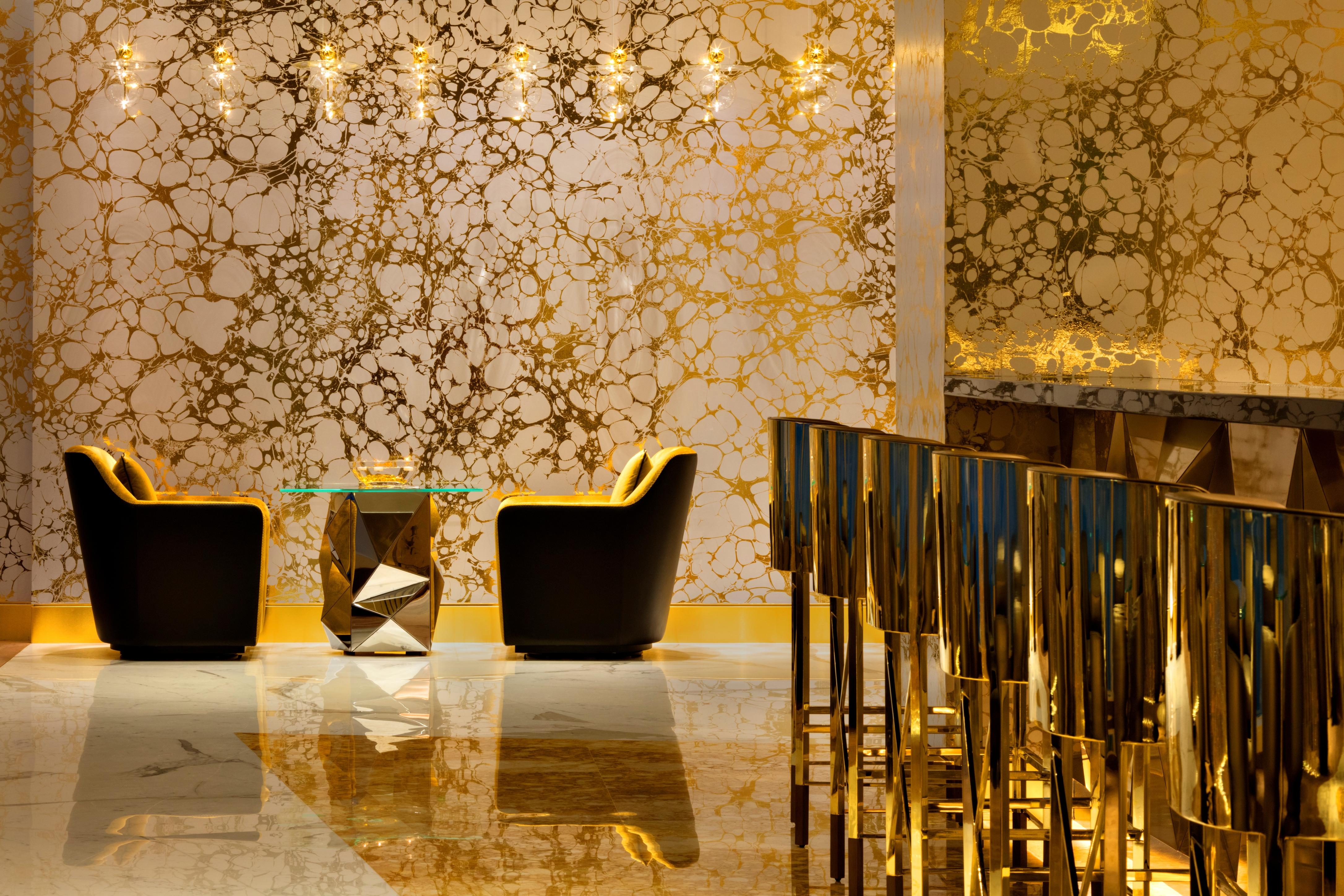 New Top Floor Bar At Burj Al Arab Jumeirah Now Open