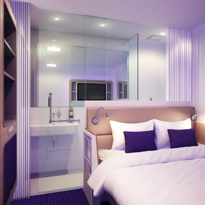 Comfort Cdg Hotel Paris France