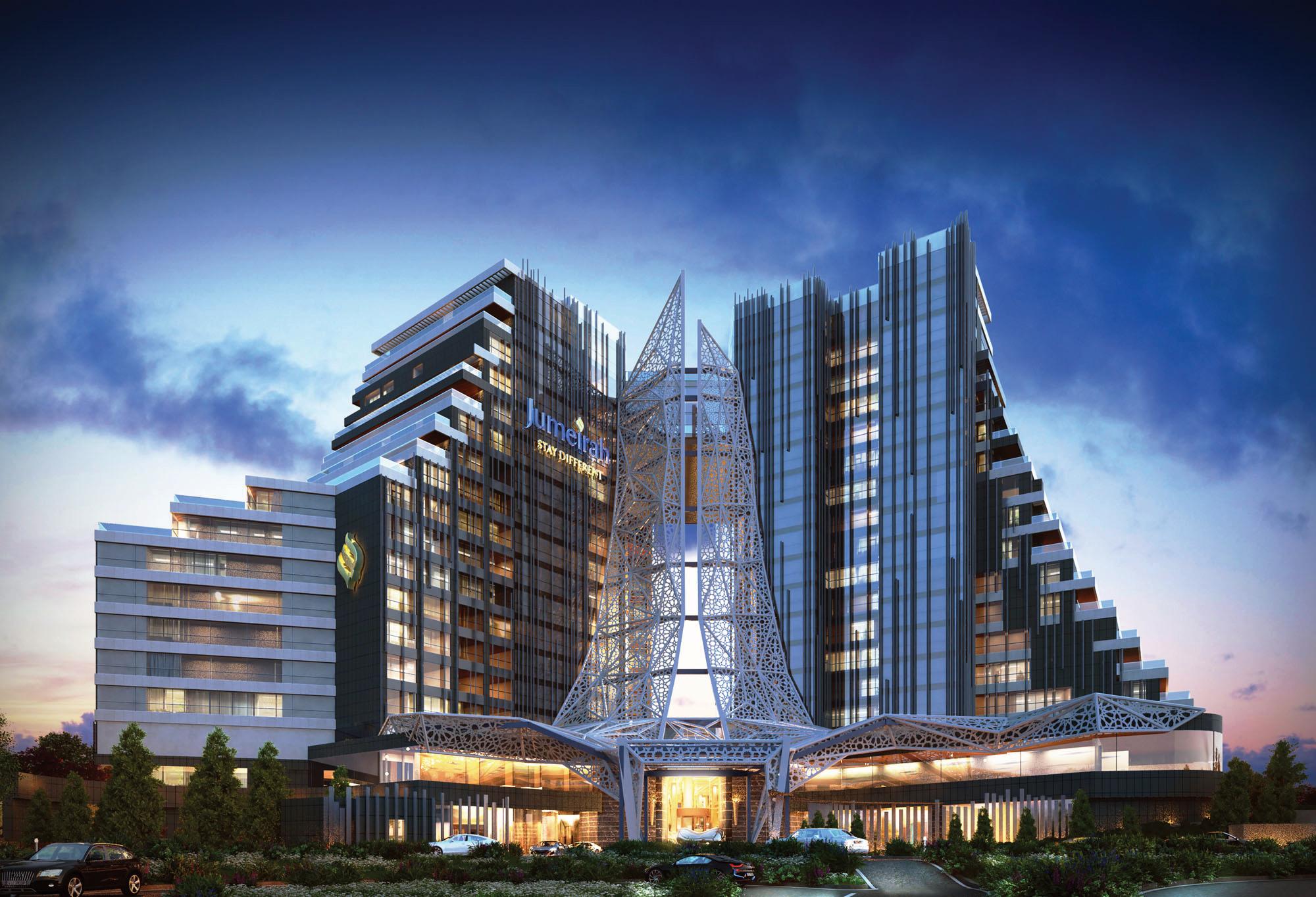 Pearl Frankfurt Hotel