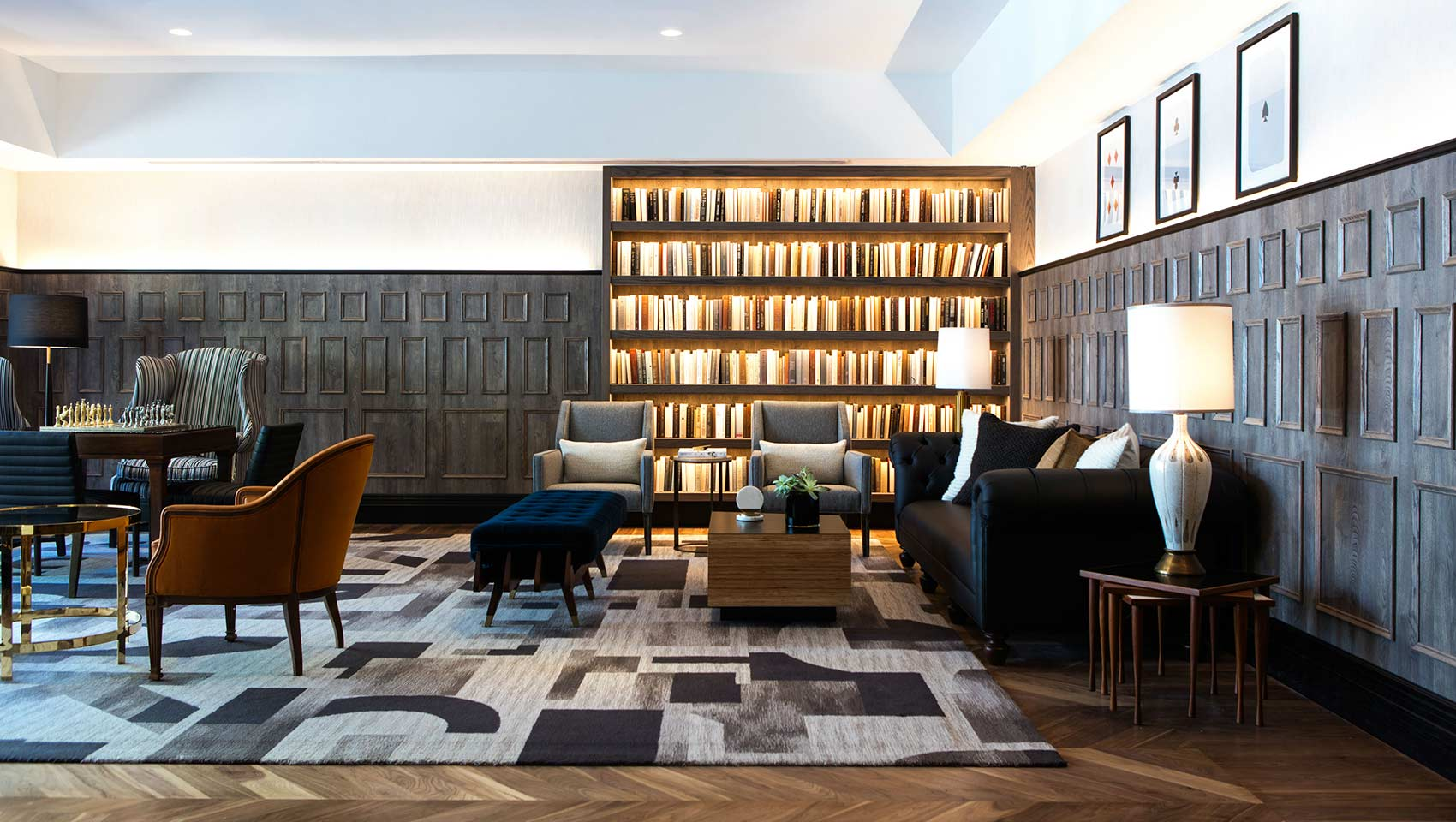 Kimpton launches mason rook hotel as d c s newest for Kimpton hotels