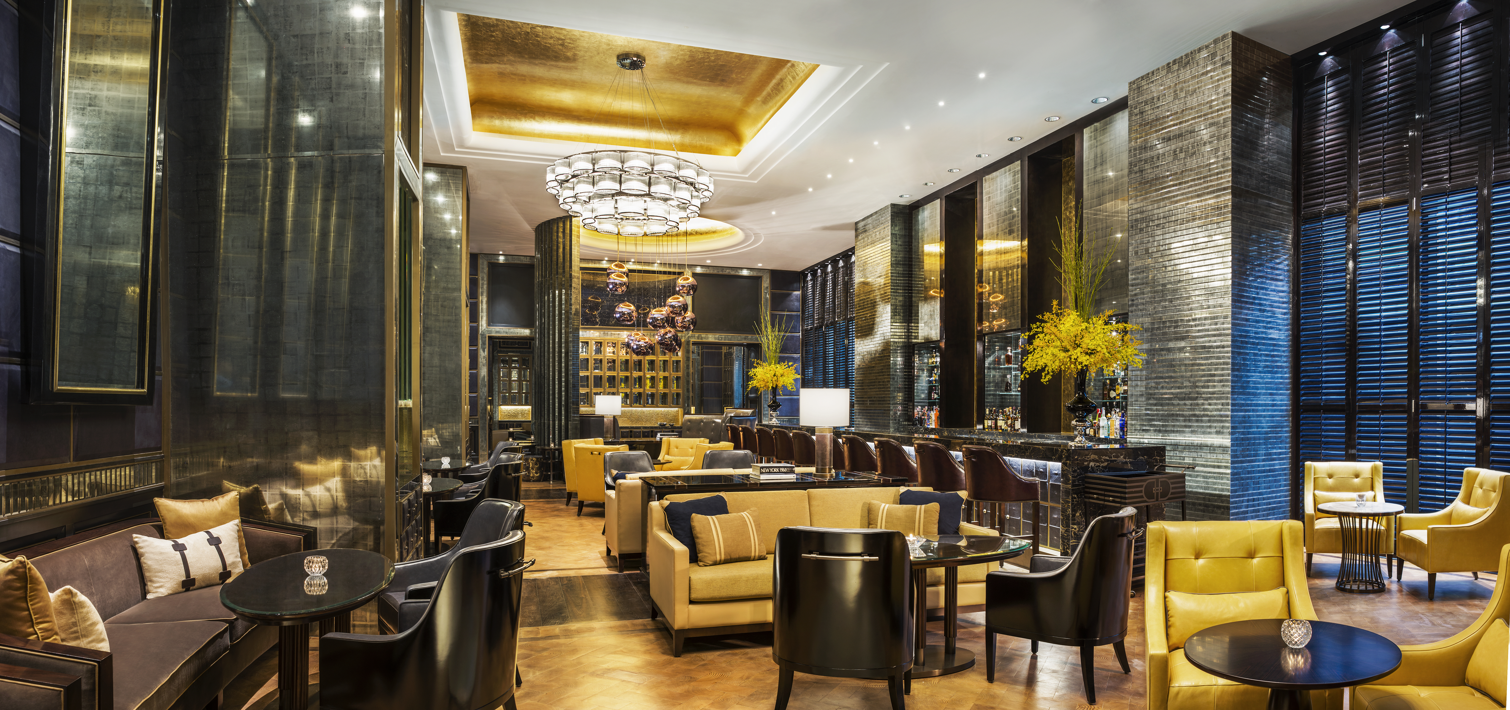 Starwood Hotels Resorts Sets New Luxury Benchmark In Malaysia S Capital City With The Debut Of St Regis Kuala Lumpur