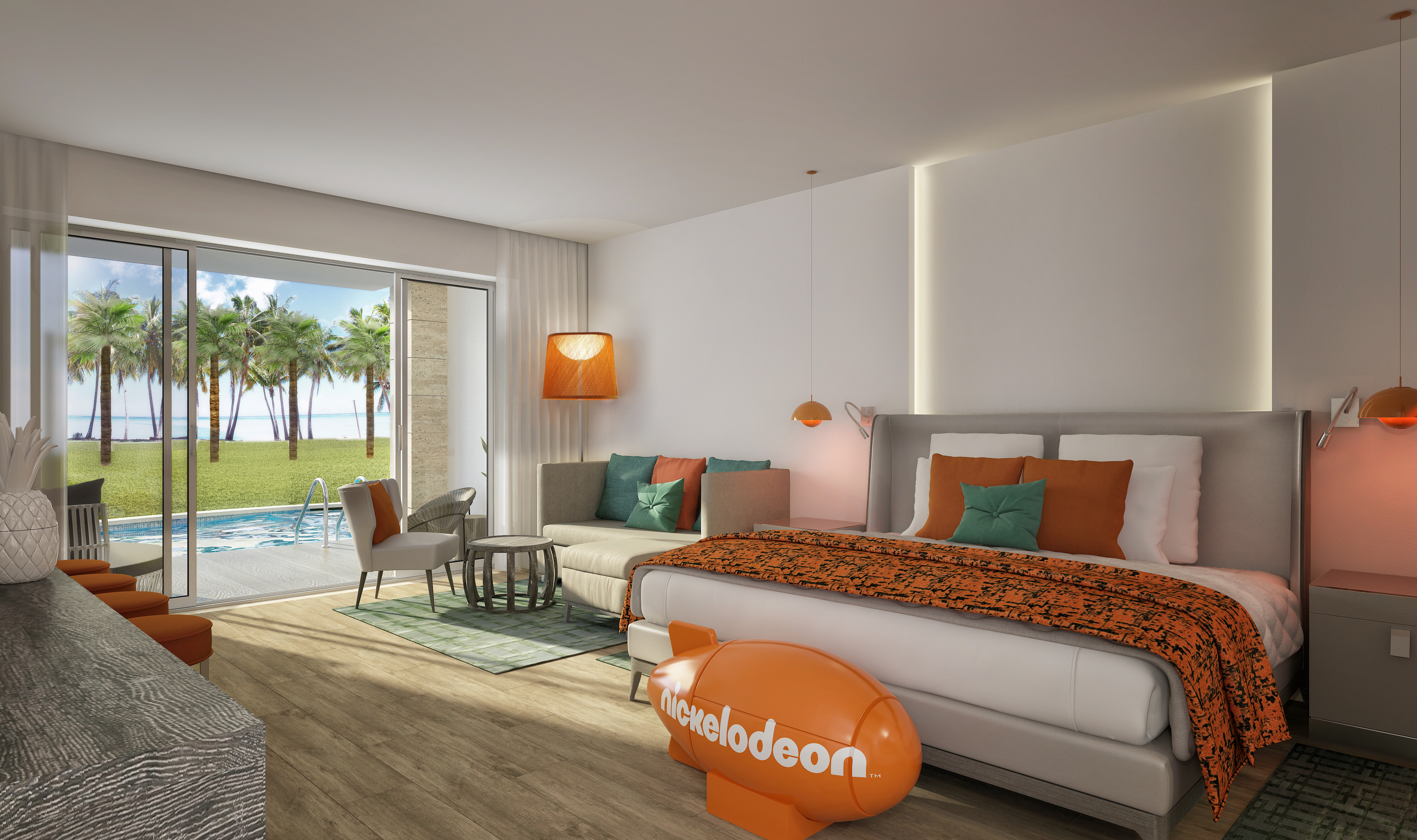 Gentil Nickelodeon Hotels U0026 Resorts Punta Cana Joins RCI, Offering Family  Vacations With A Bit Of Character