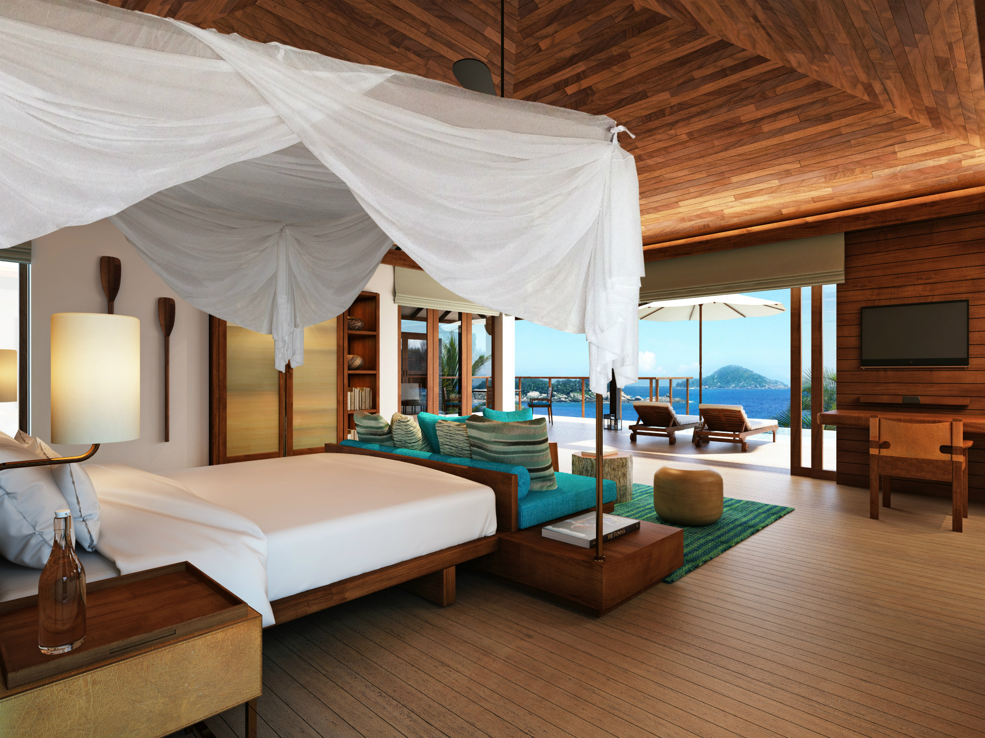 Six Senses Zil Pasyon In The Seychelles Gearing Up For