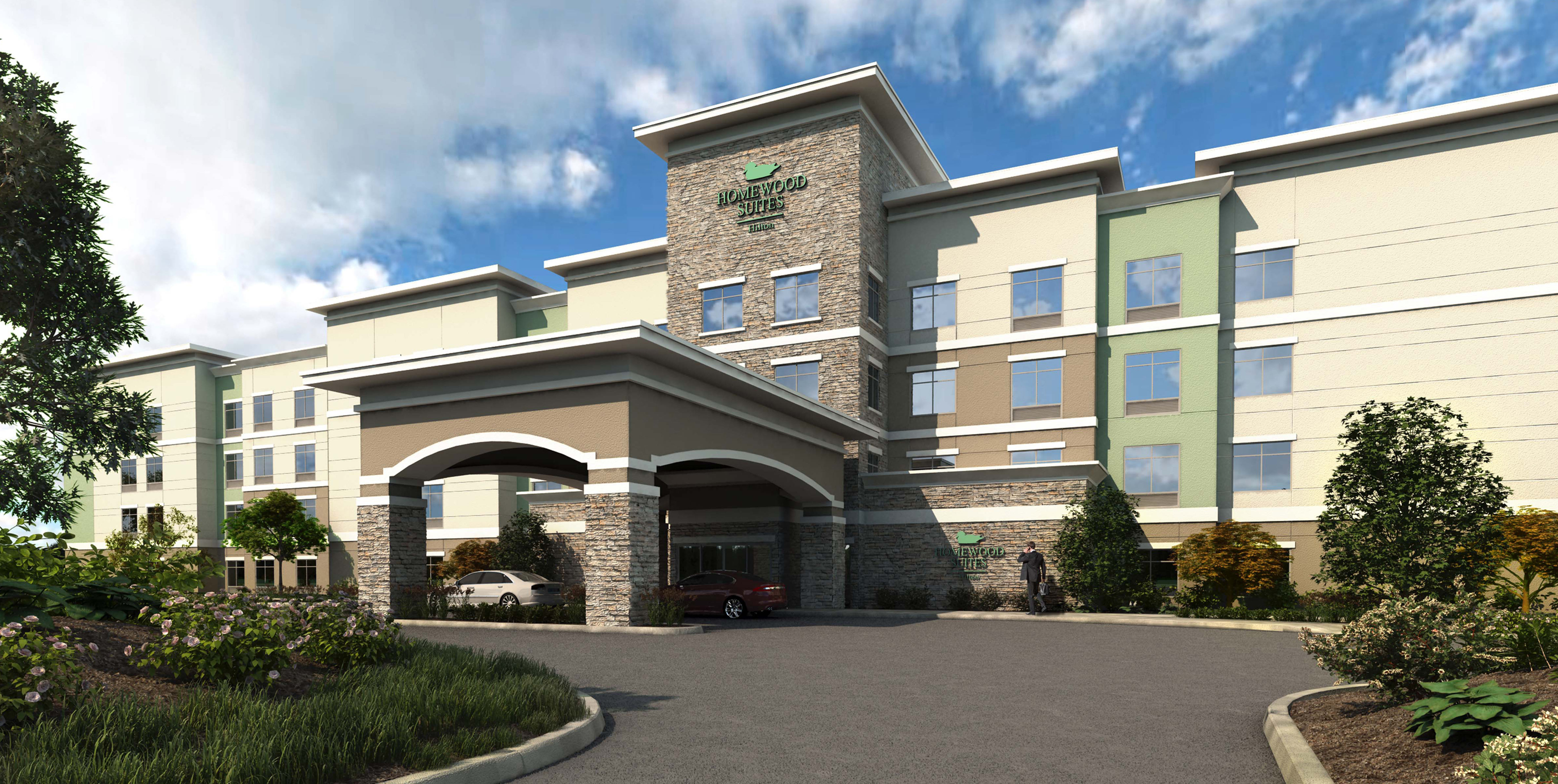 Homewood suites by hilton hospitality net for In home suites