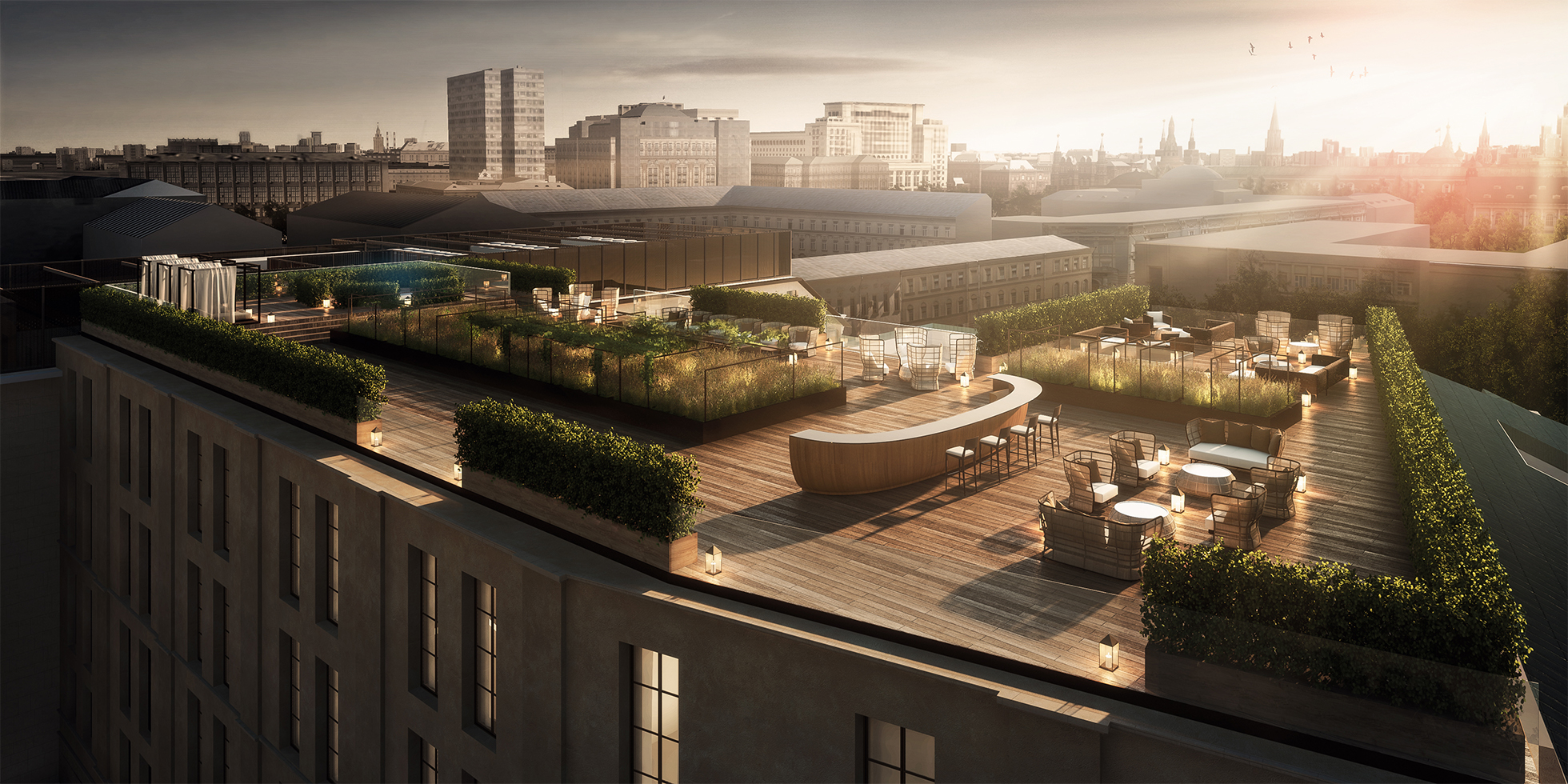 Agreement signed for a bulgari hotel in moscow for Bulgari hotel dubai