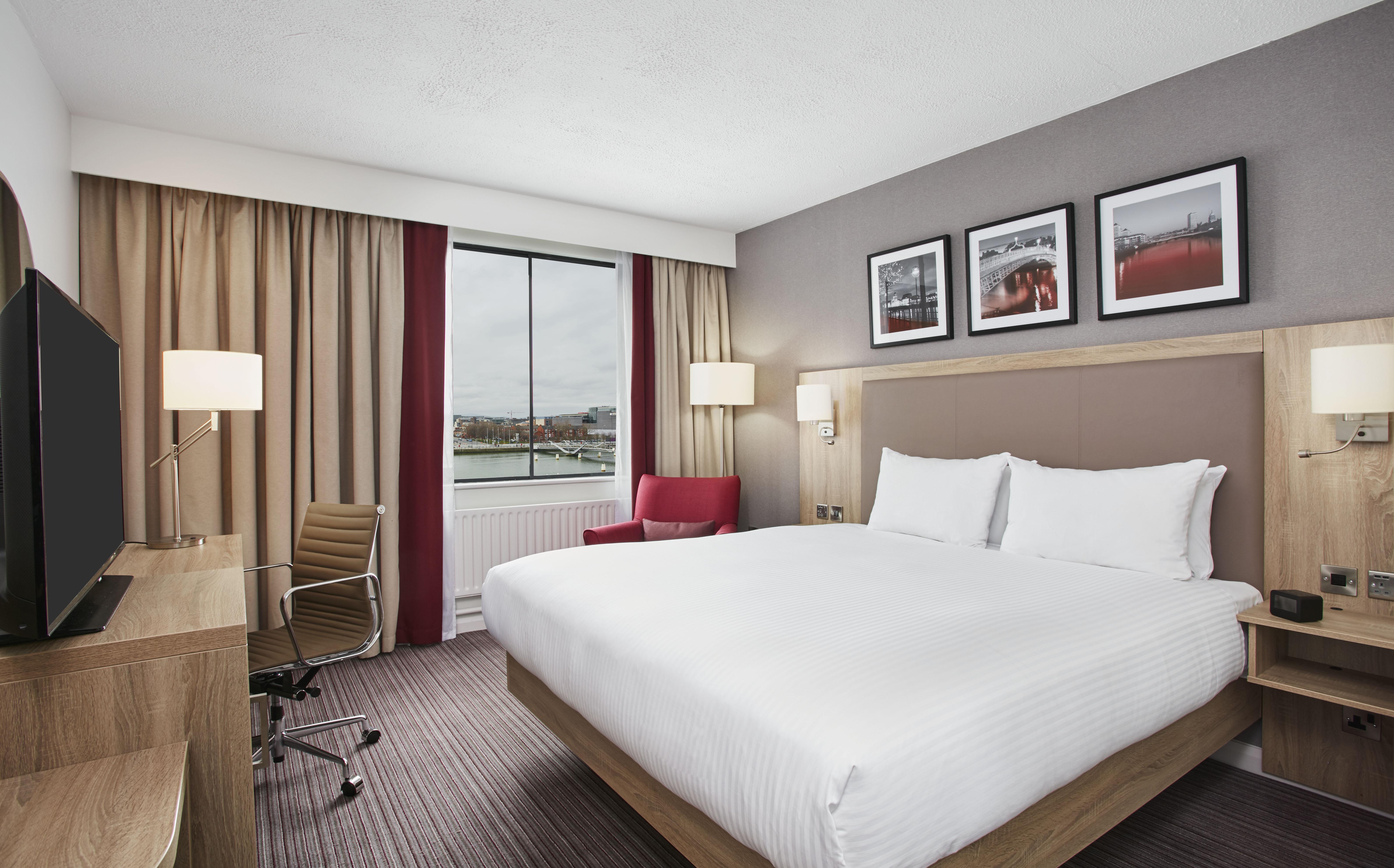Hilton Garden Inn Makes Its Debut In Ireland