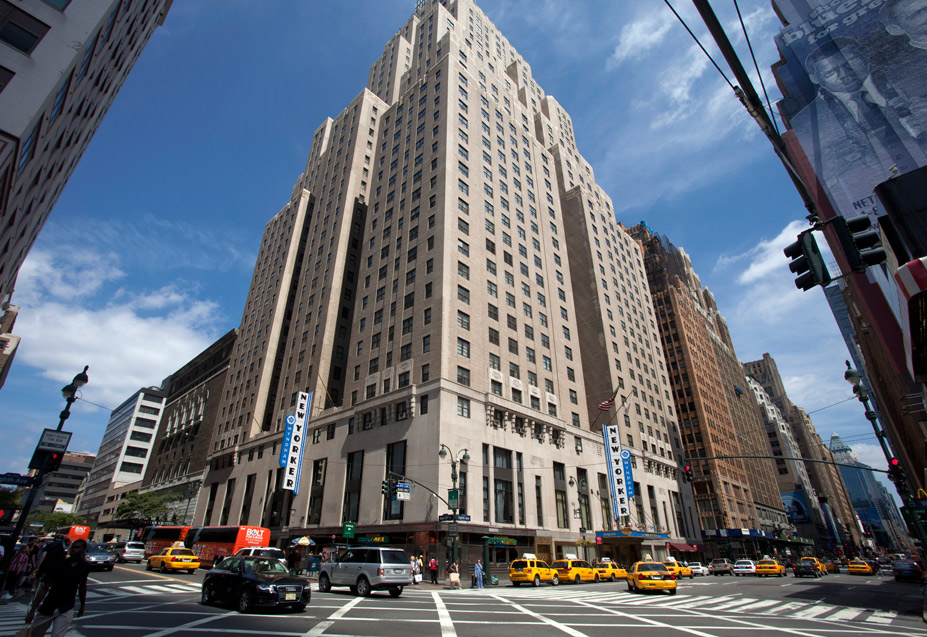 The Manhattan Hotel Near Times Square