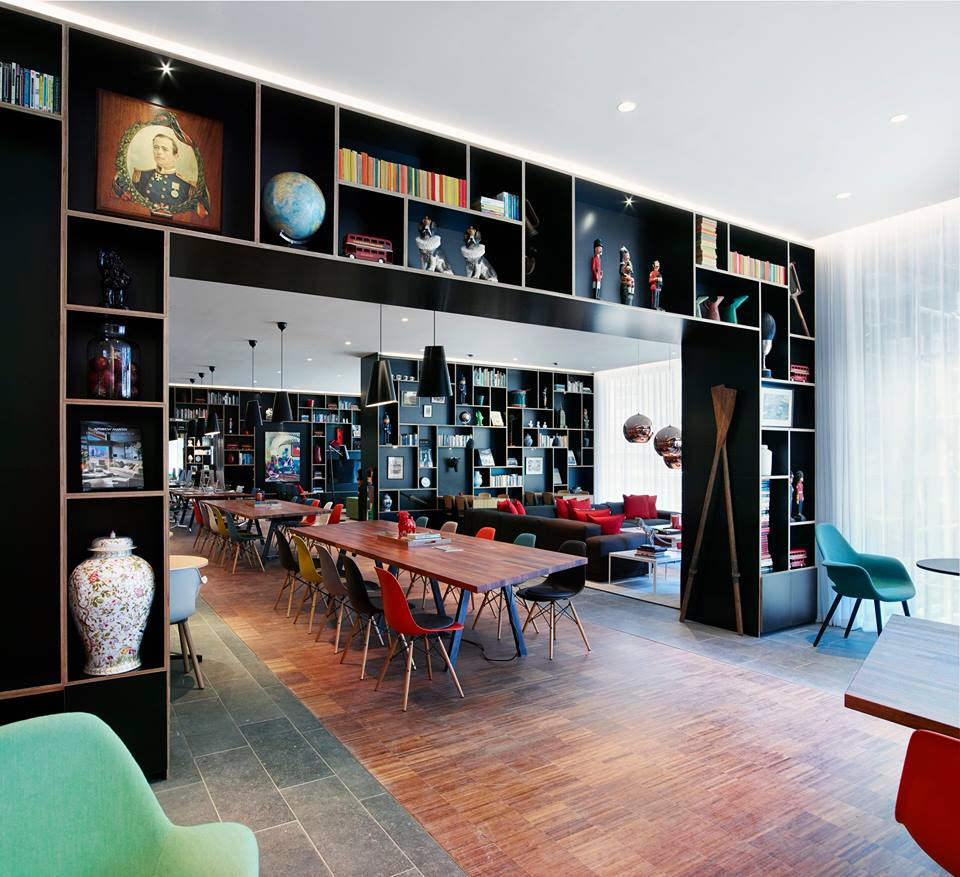 A roports de paris and citizenm announce new hotel project for Citizenm hotel london