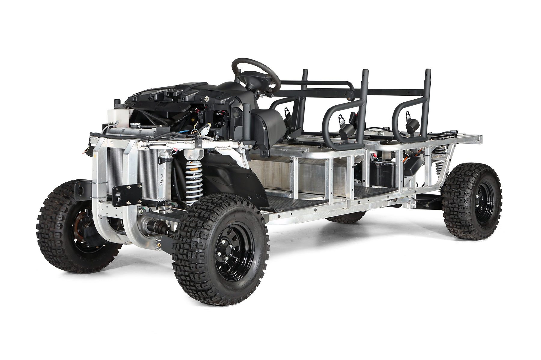 Extend the Life of Your Fleet with Carryall Utility Vehicles with ...