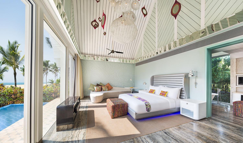 W Goa Wow Villa Hotels Worldwide
