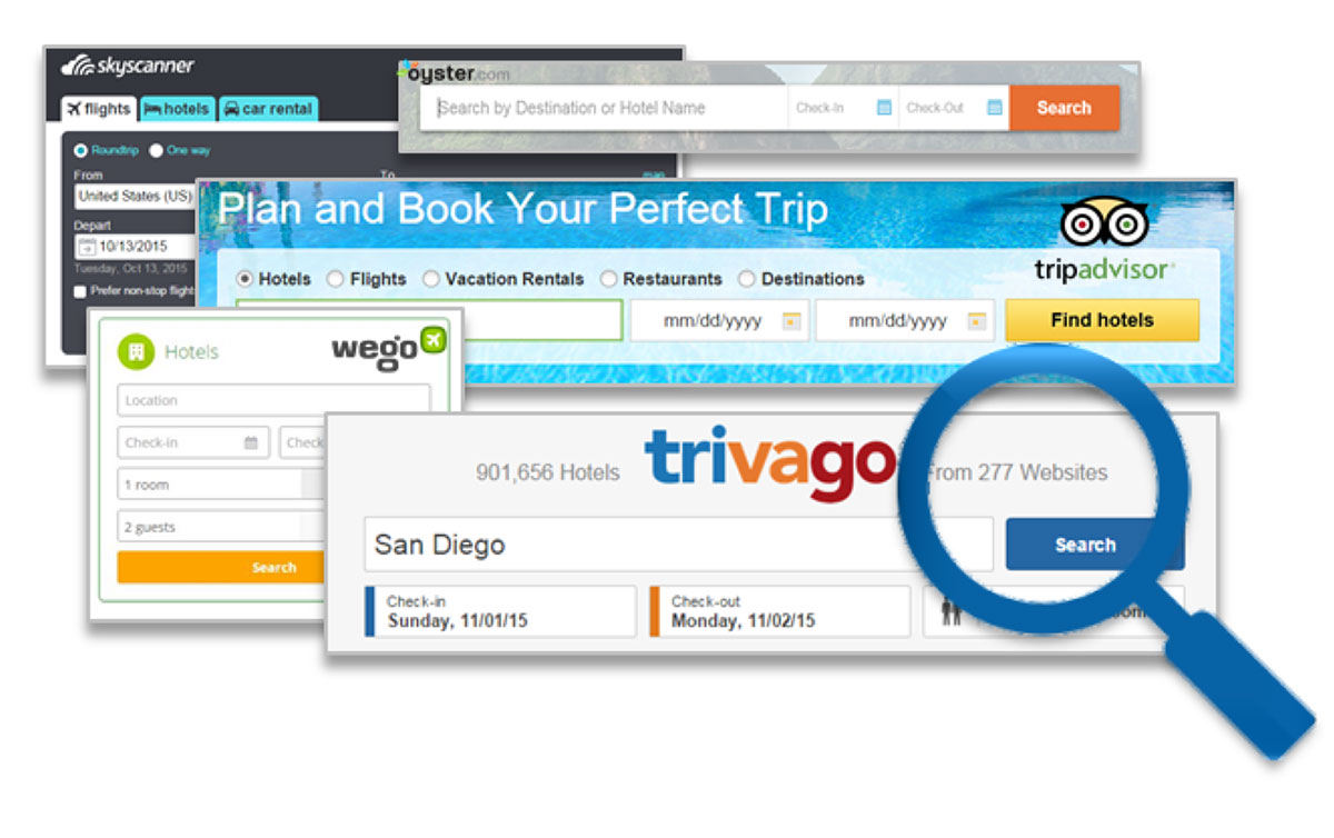 Make metasearch sites a marketing channel for your hotel by helena rowe