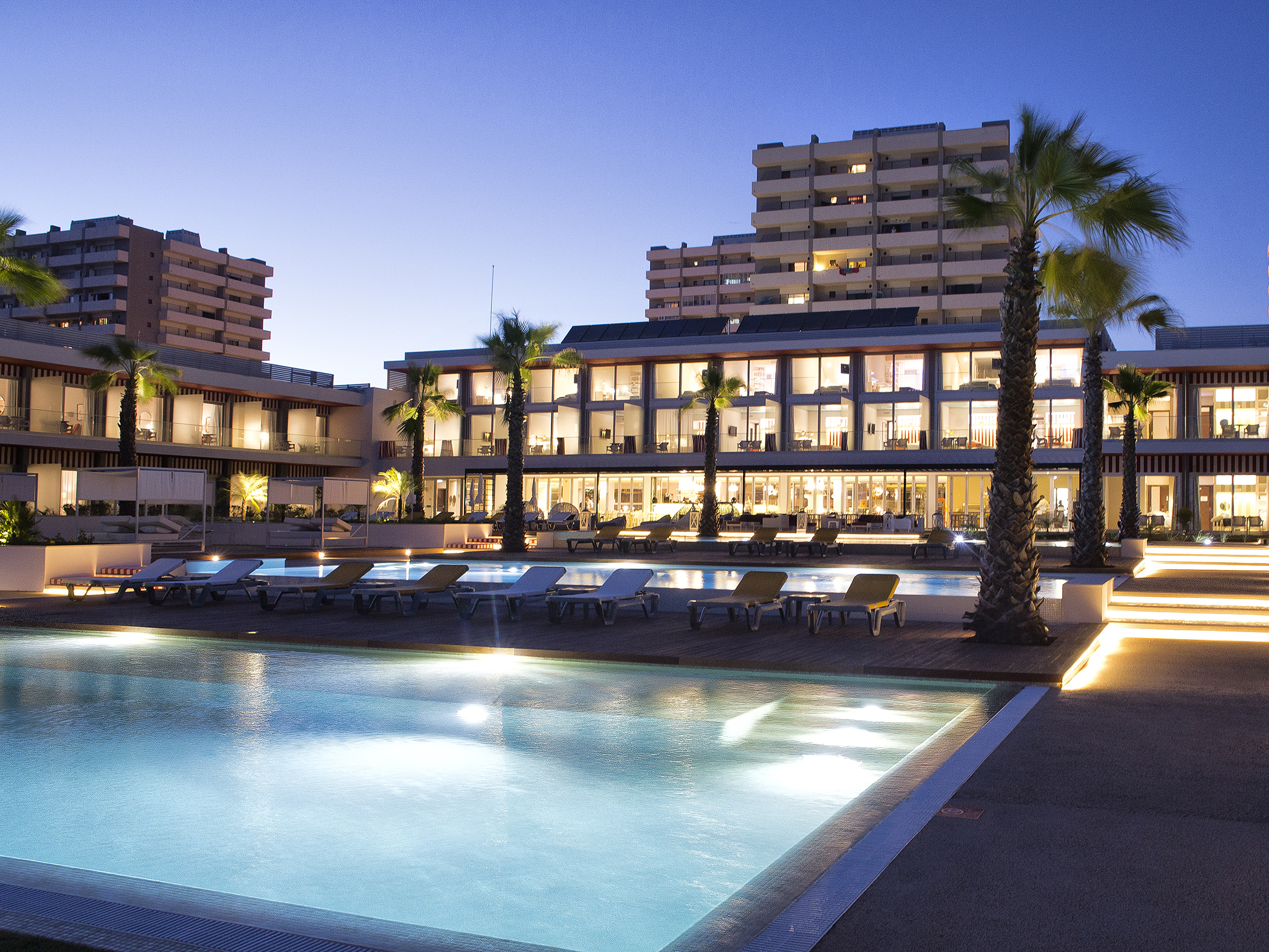 Pestana Hotel Group Presents Alvor South Beach Bahia Praia And