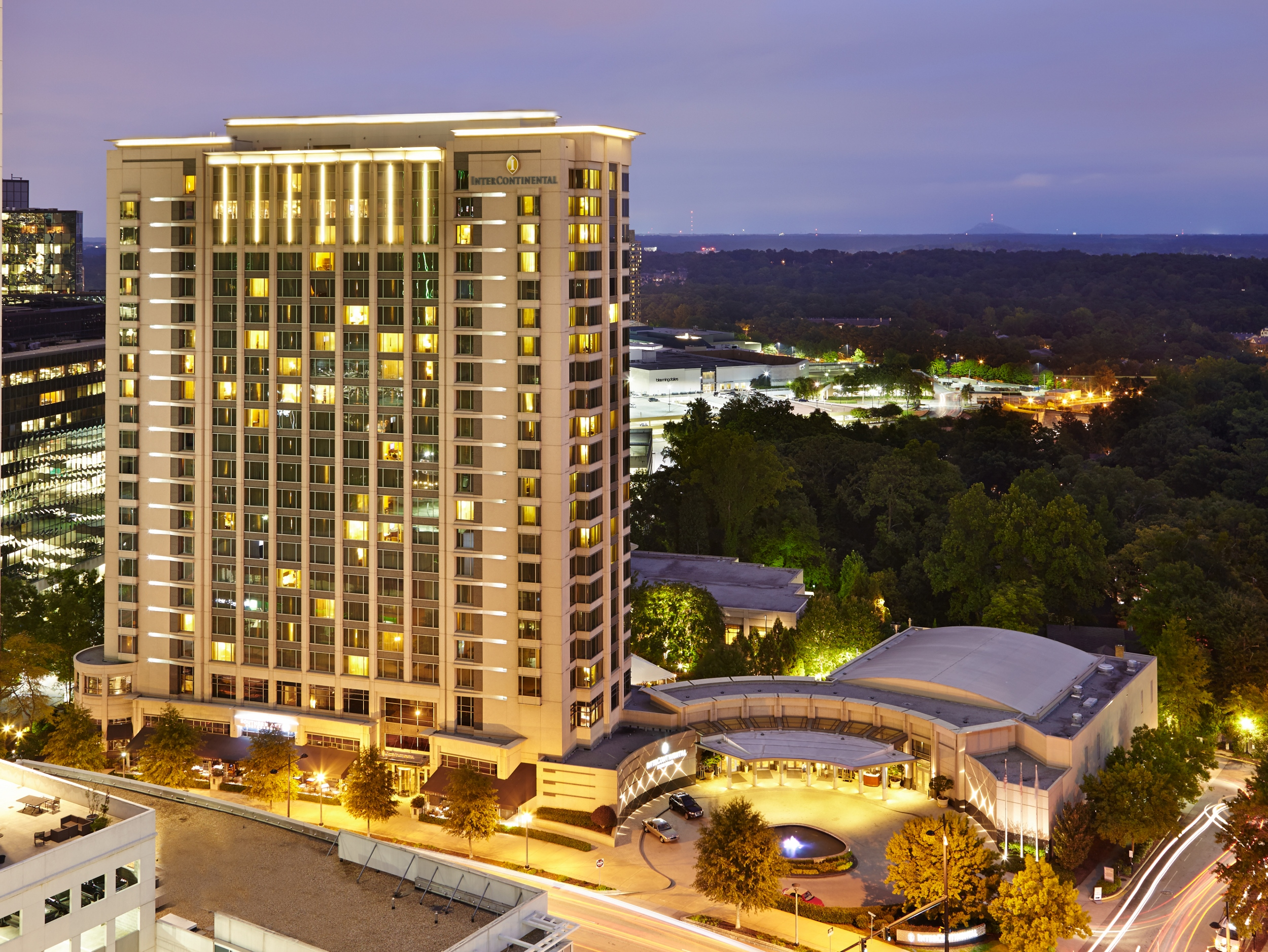 Ociated Luxury Hotels International Alhi Augments Portfolio In Atlanta Georgia Intercontinental Buckhead Joins Collection