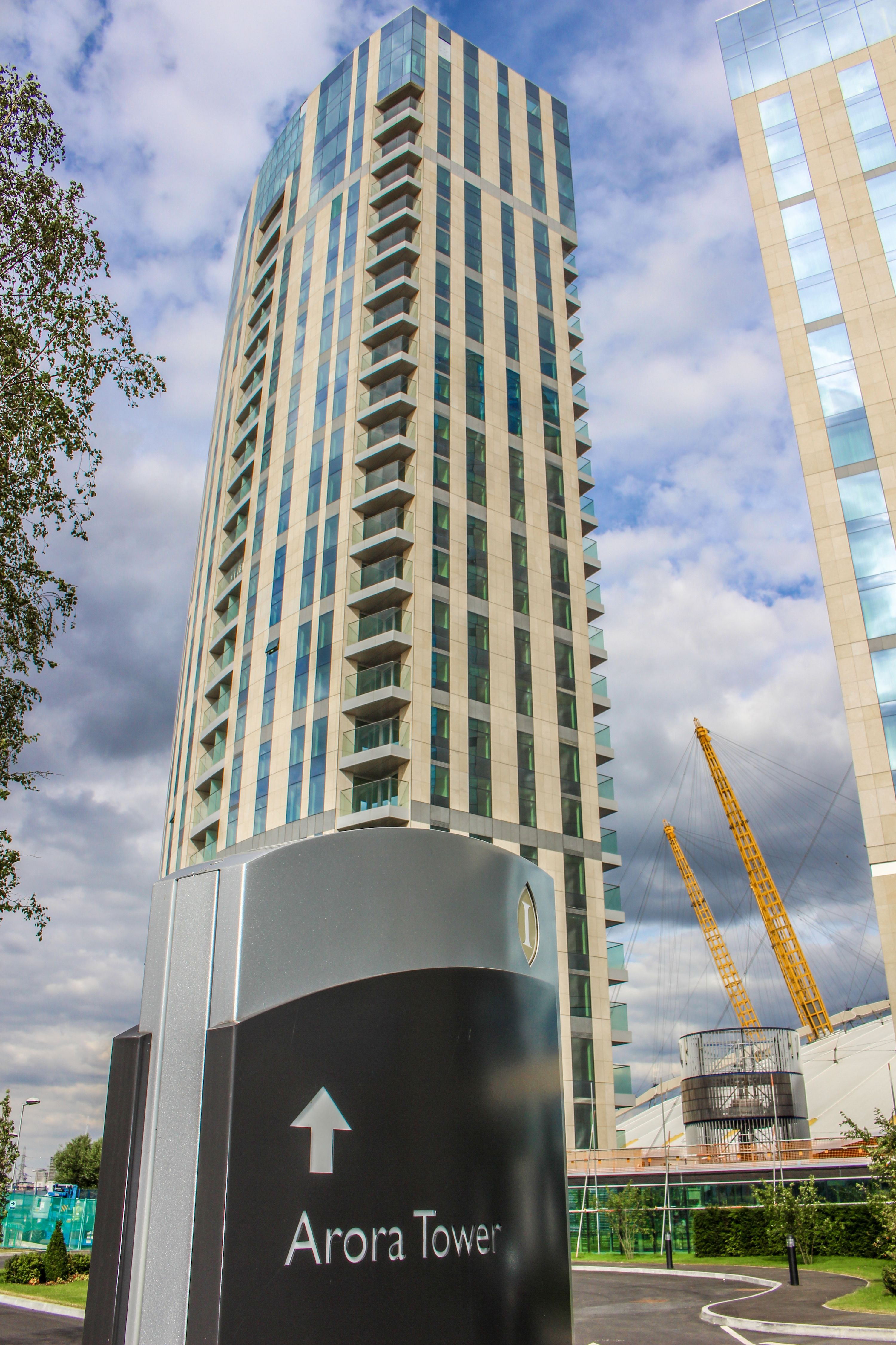 Hotel O2 Opening Of 101 Riverside Apartments In Landmark Residential Tower