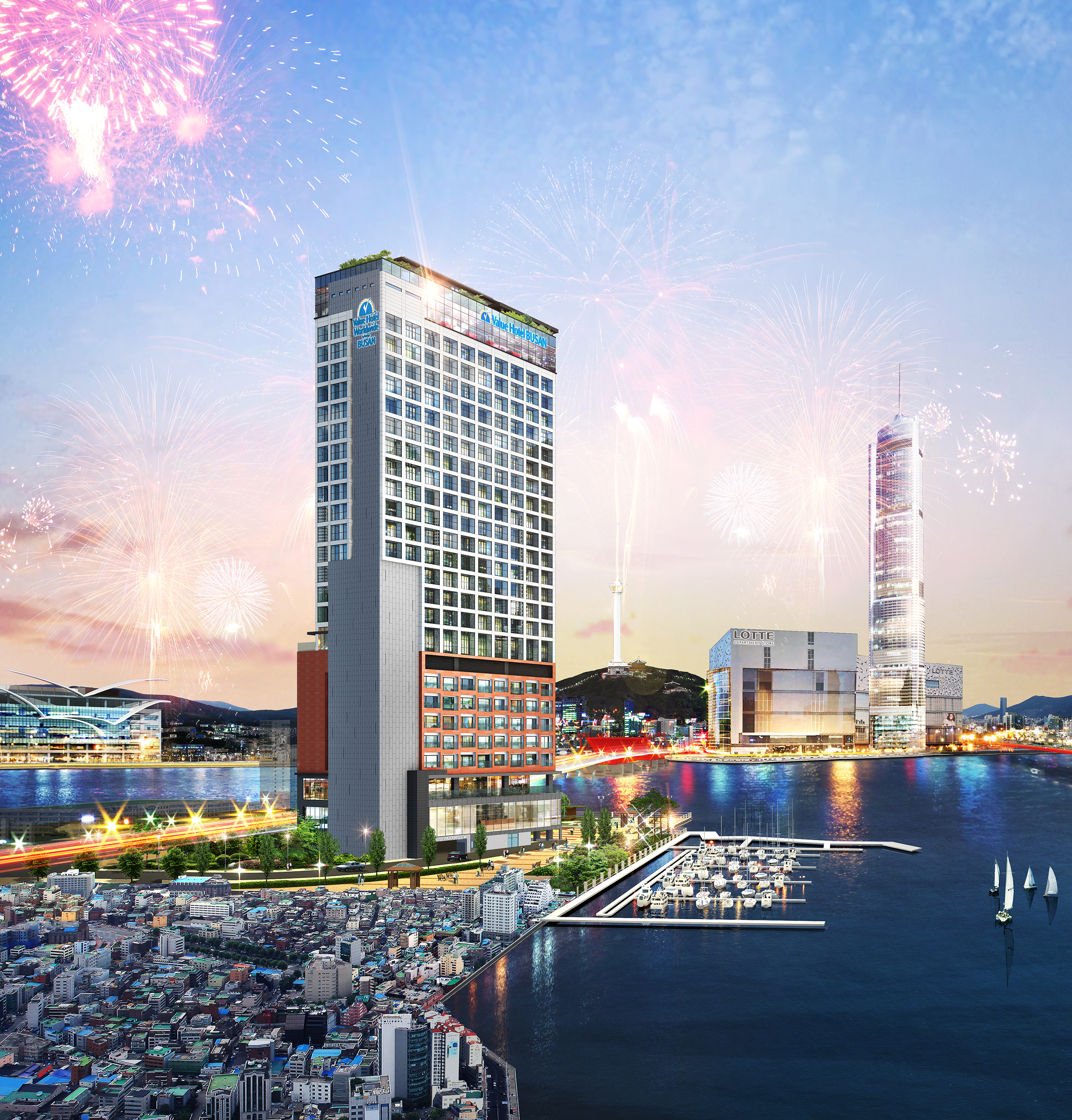 vantage hotels adds 340 room lexington hotel in busan south korea rh hospitalitynet org