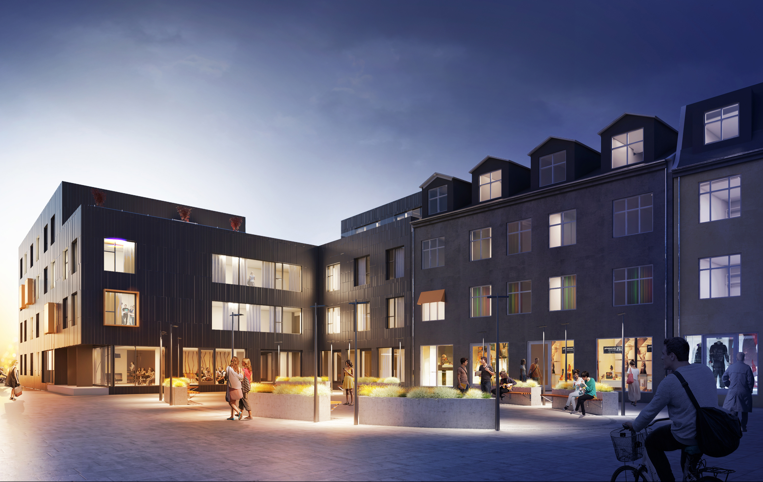 Canopy by hilton redefines lifestyle hotels with first for Hotels in reykjavik centre
