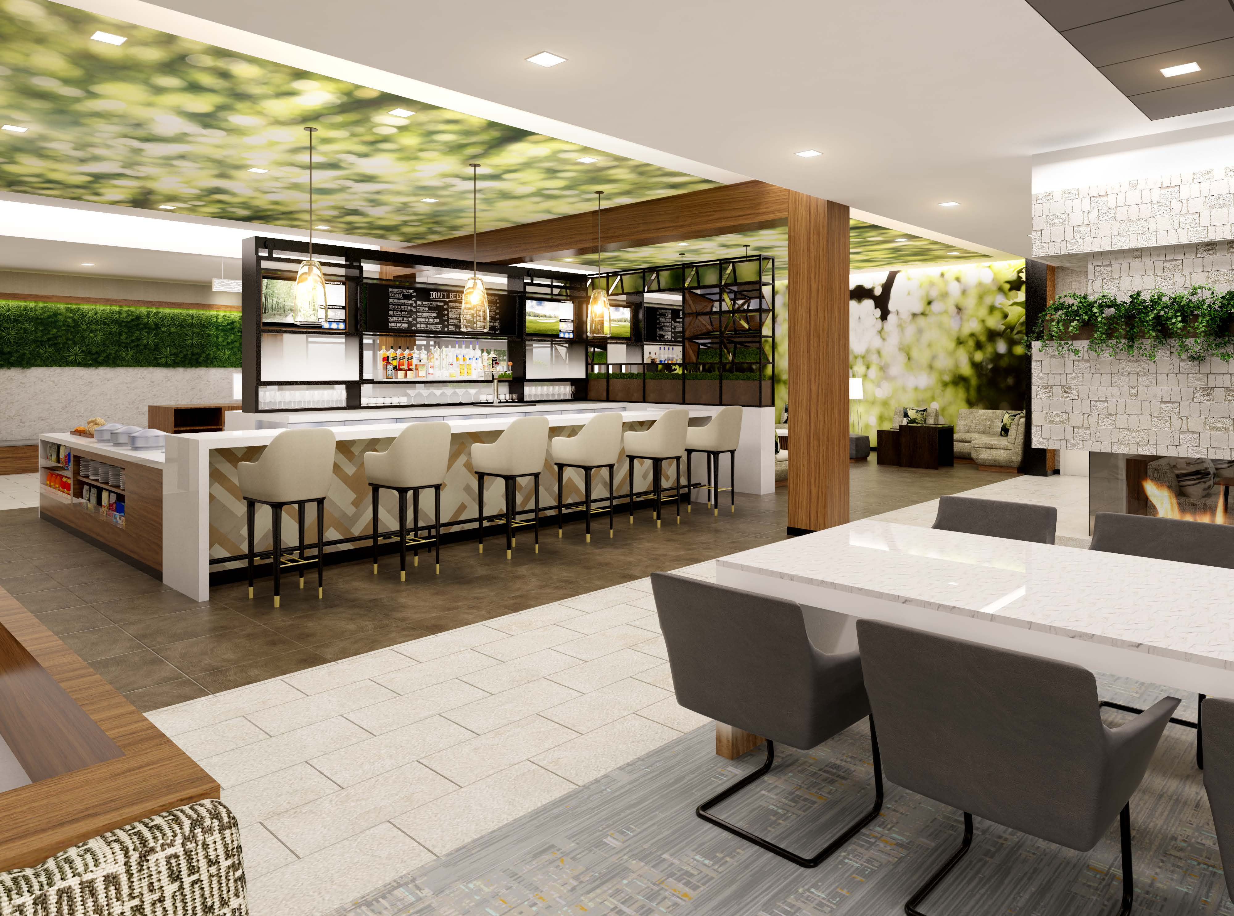 new wyndham garden prototype emphasizes ease and efficiencies - Windham Garden Inn