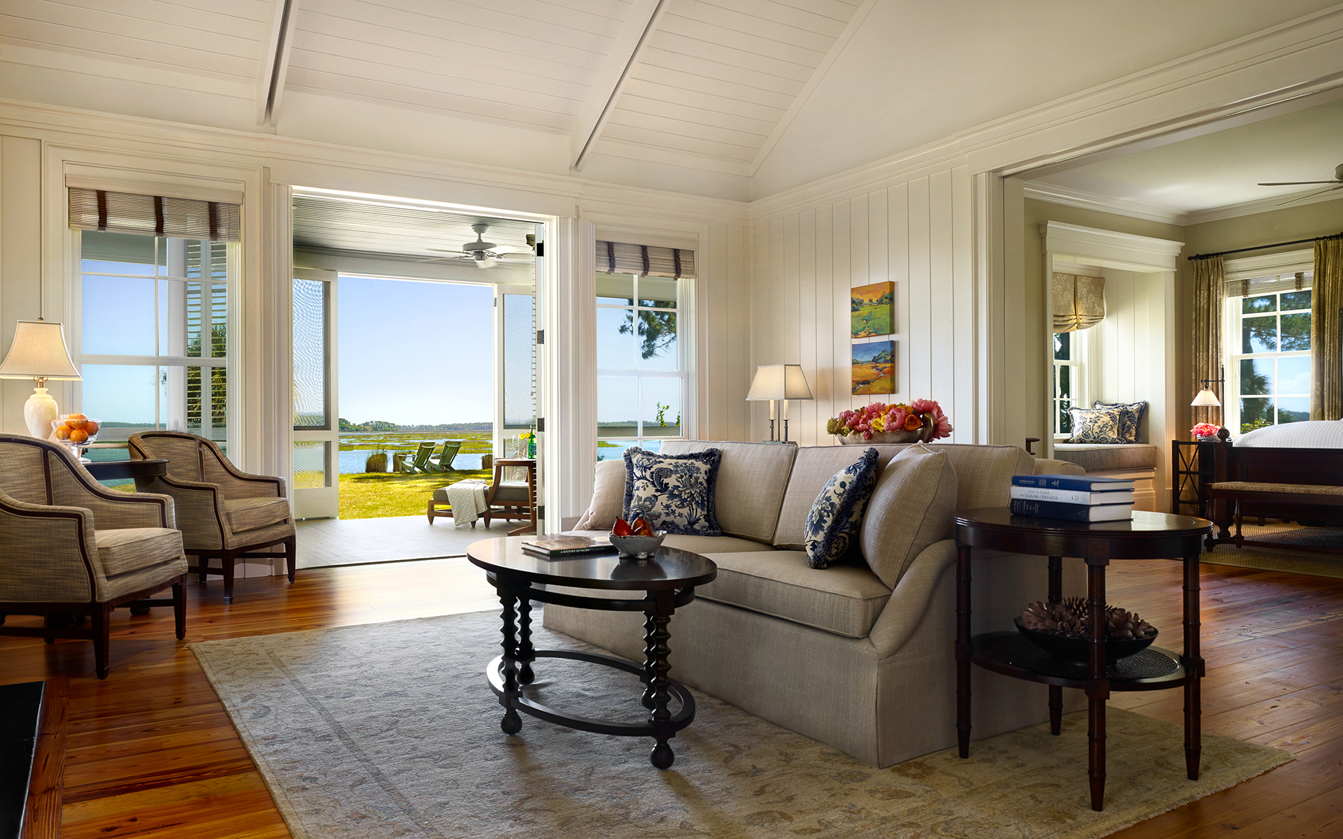 Montage Hotels Resorts Debuts 100 Million Newly Expanded Palmetto Bluff In South Carolina