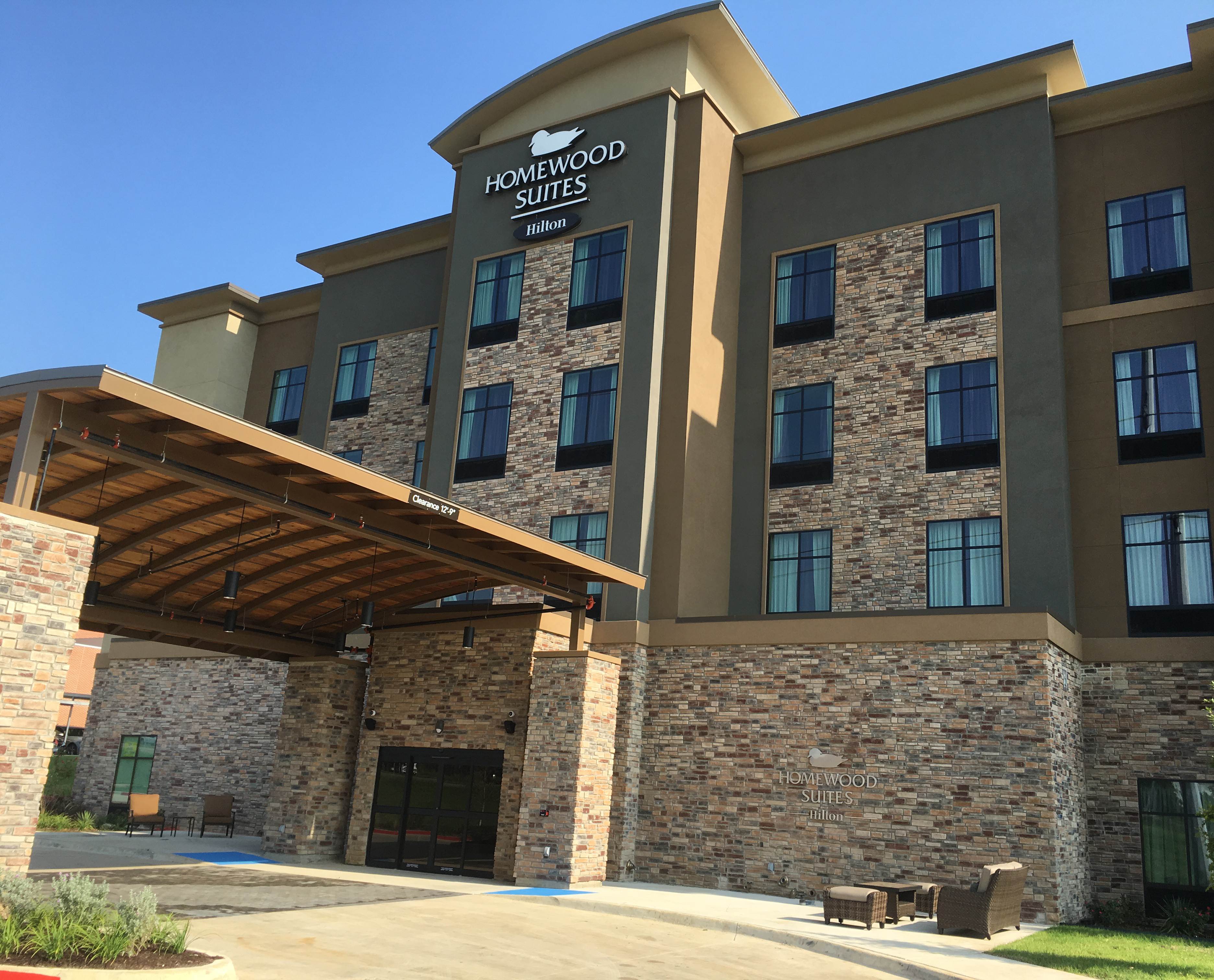 Homewood Suites By Hilton Debuts New Hotel In Fort Worth Area