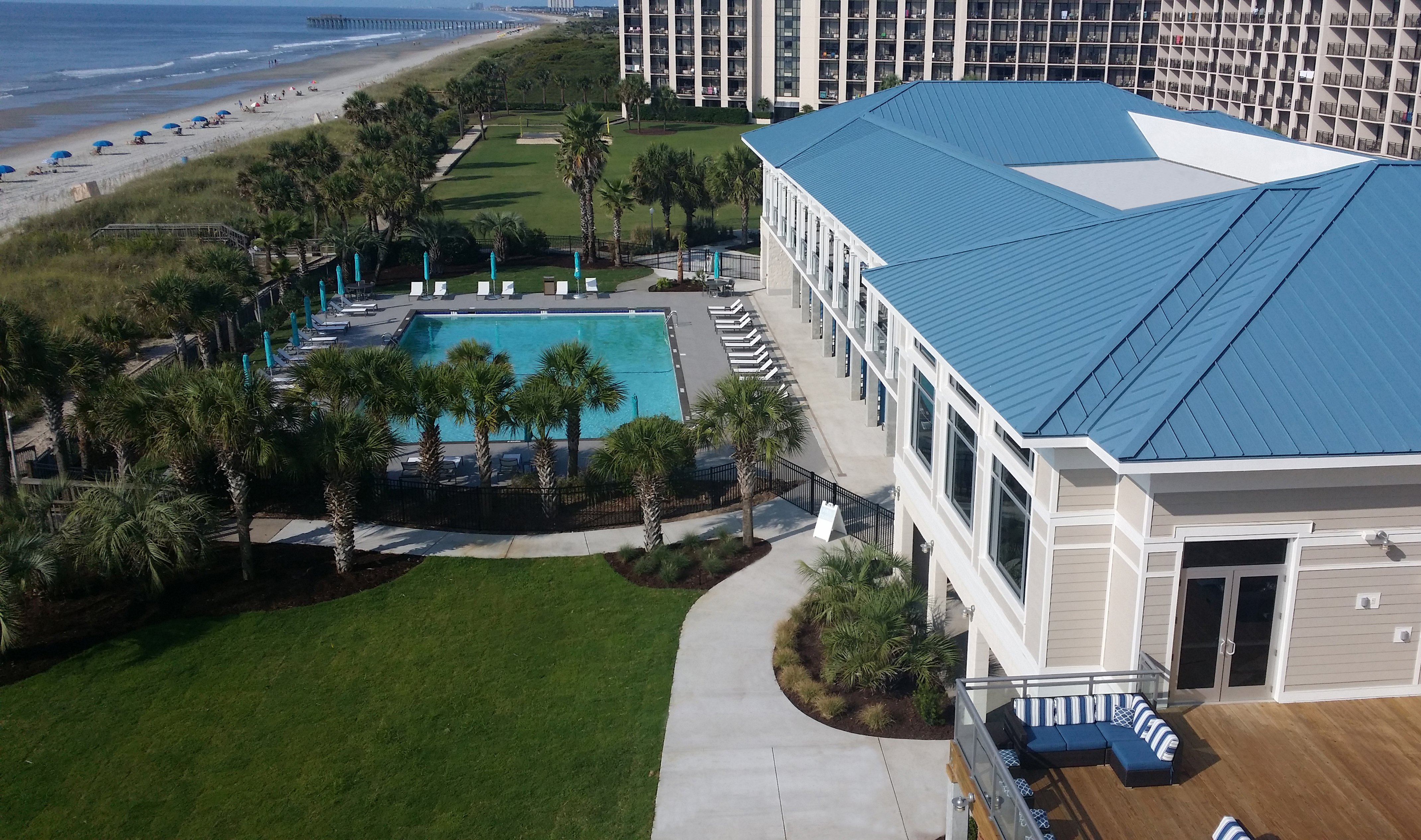 Doubletree Resort By Hilton Myrtle Beach Oceanfront Debuts After Property Wide Renovation