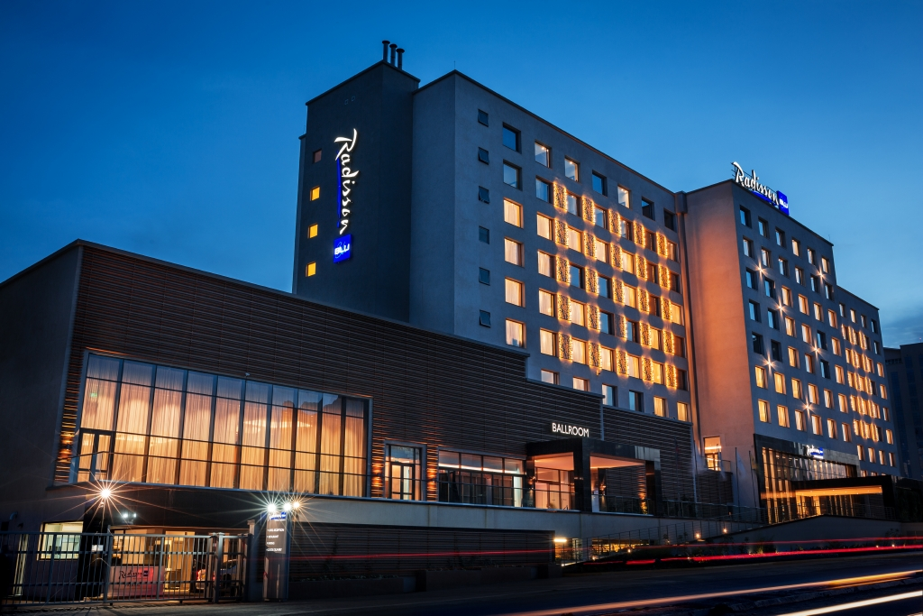 Carlson rezidor on track to achieve more than 23 000 rooms for Radisson hotel