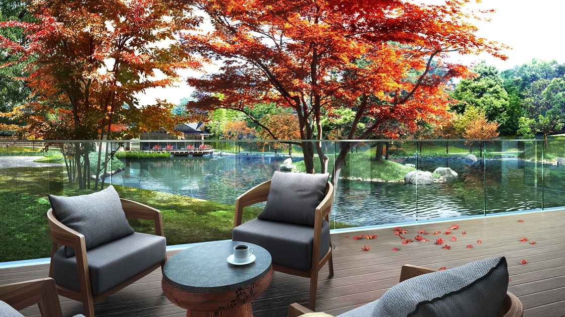 Now open four seasons hotel kyoto for Hotels kyoto