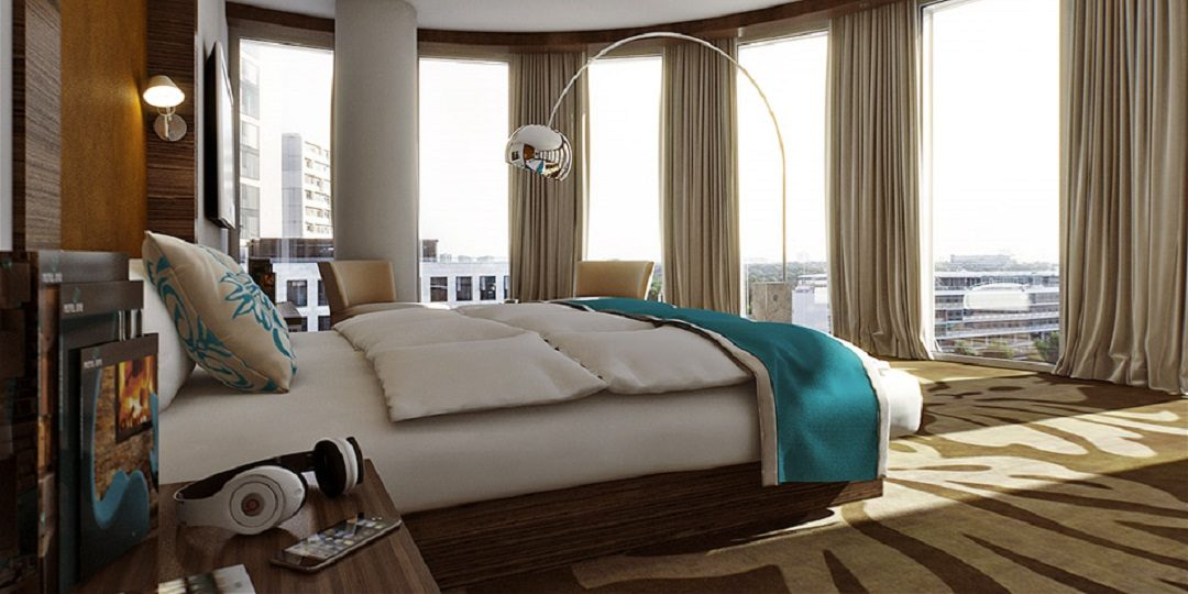 German hotel market still leading in europe hospitality net for Komfortzimmer motel one
