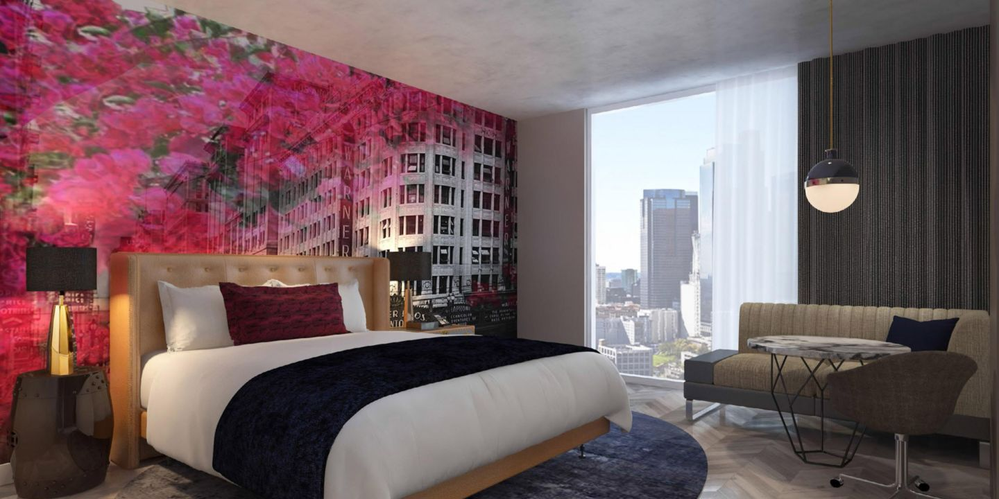 The Brandman Agency Named Of Record For Hotel Indigo Los Angeles Downtown Set To Open Early 2017