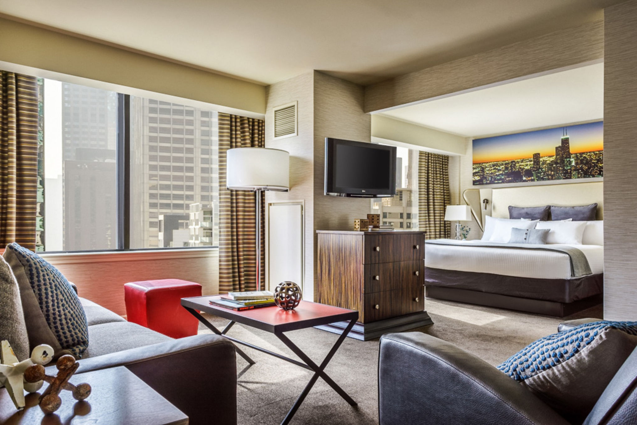 Choice Hotels International Brings Cambria Suites To Chicago In Brand S First Conversion