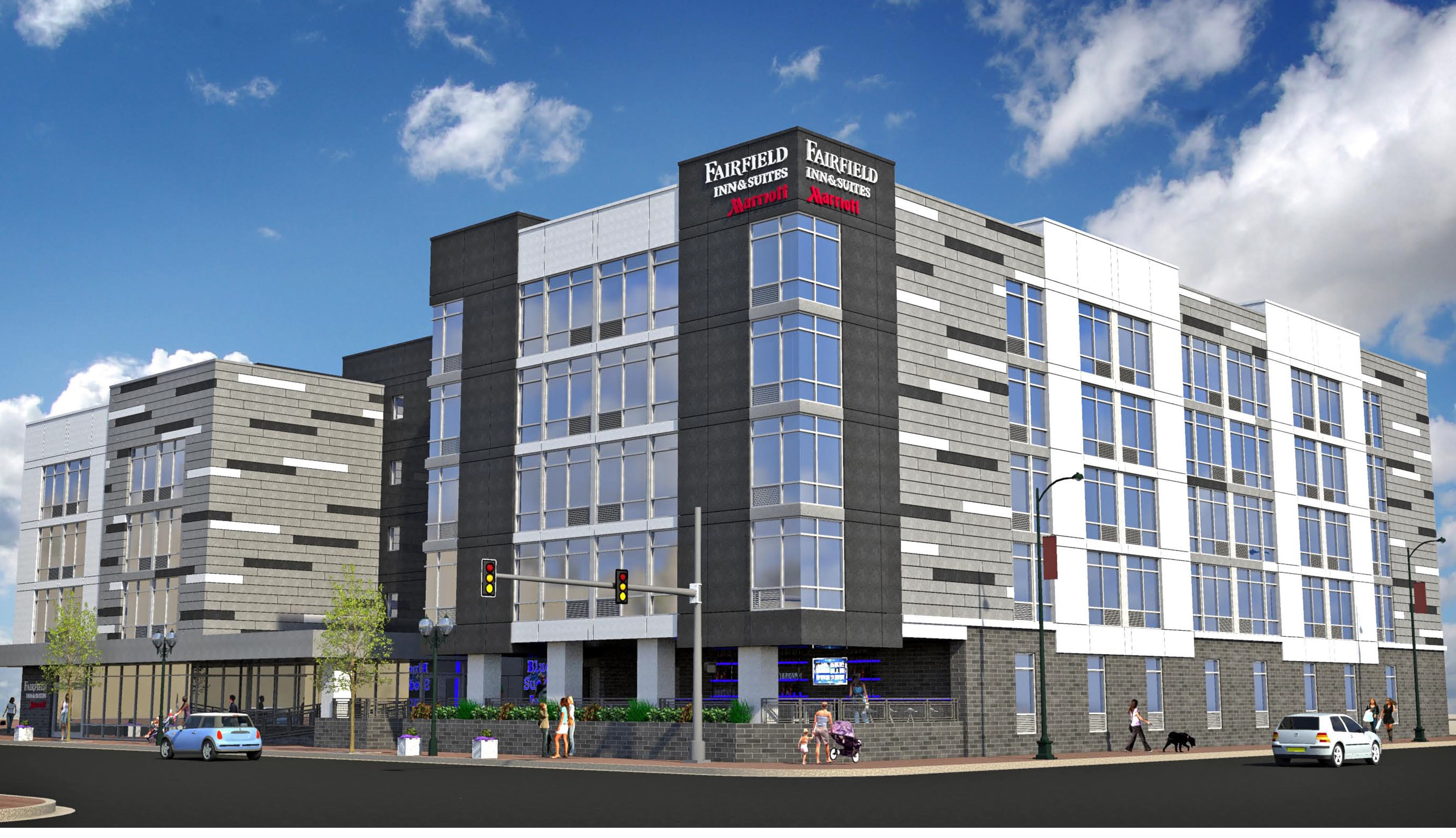 Hotel Equities Selected To Operate Marriott In Downtown Memphis Project Features