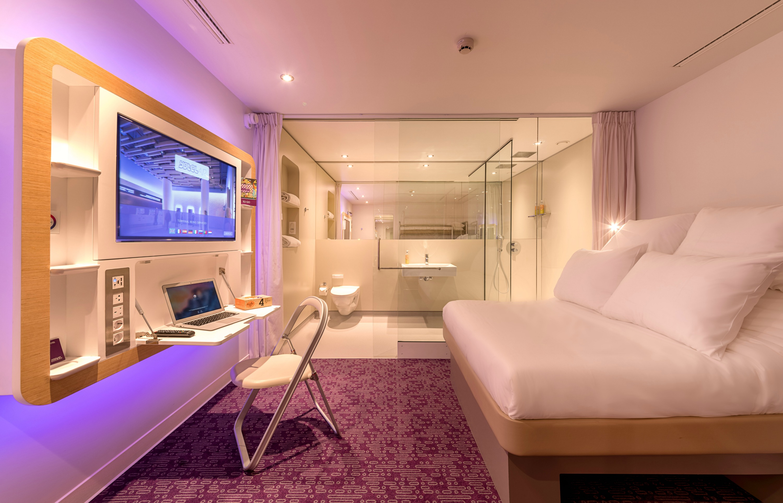 New Yotelair Hotel Opens At Paris, Charles De Gaulle Airport
