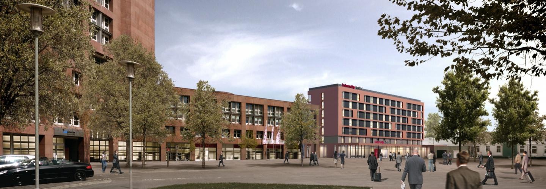 Intercityhotel braunschweig opens its doors for Design hotel braunschweig