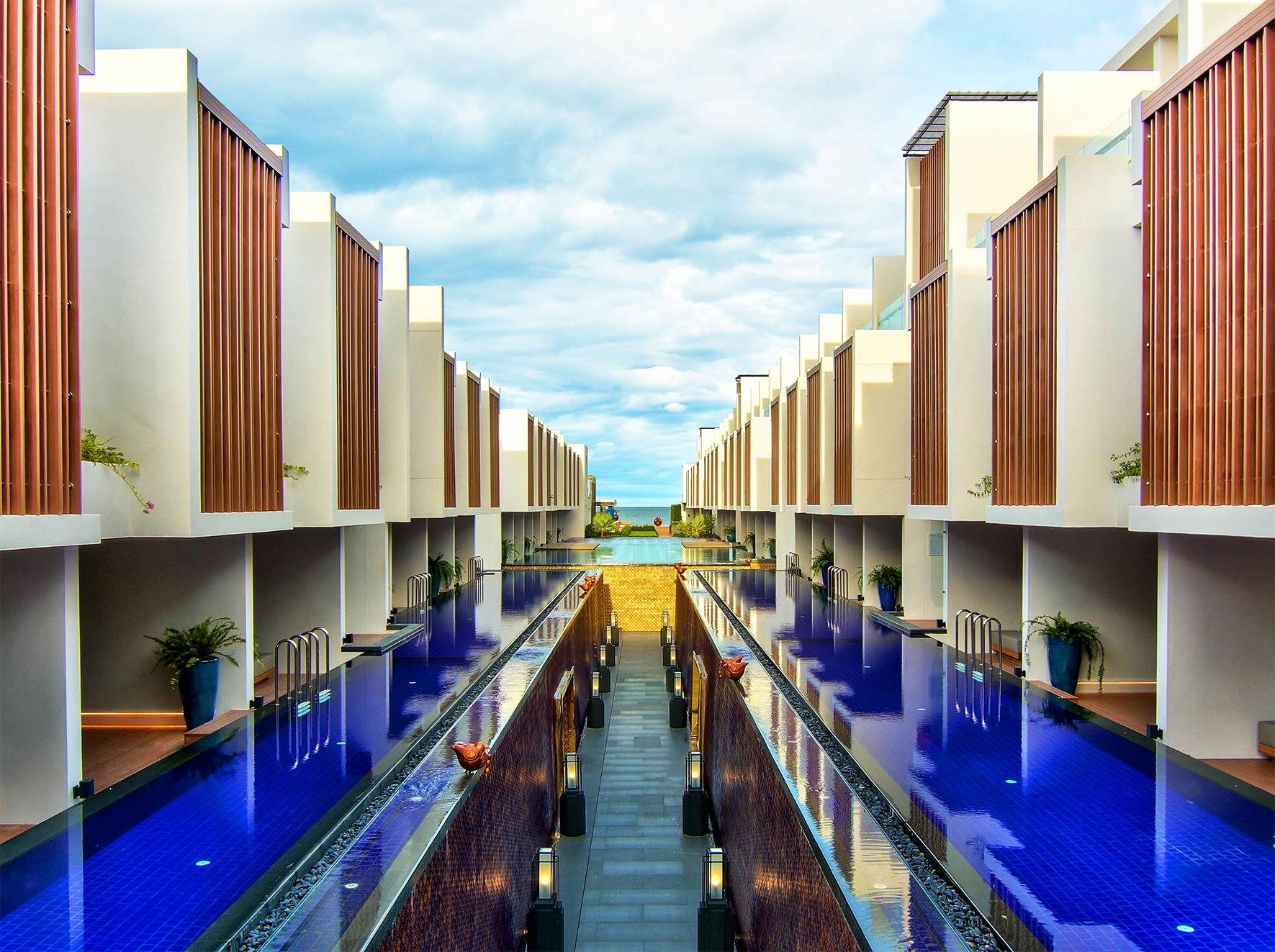 Radisson Blu Resort Hua Hin Sets New Standards In Design And Style On Thailand S Riviera