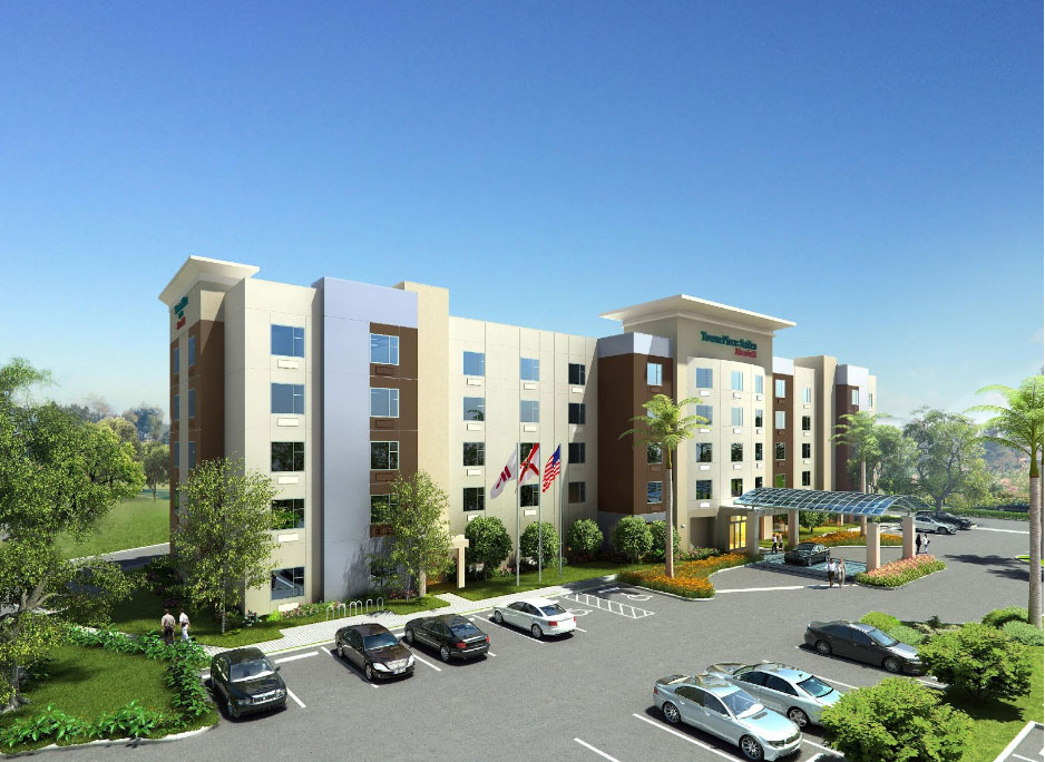 Shaner Hotels To Manage New Towneplace Suites By Marriott In Homestead Florida