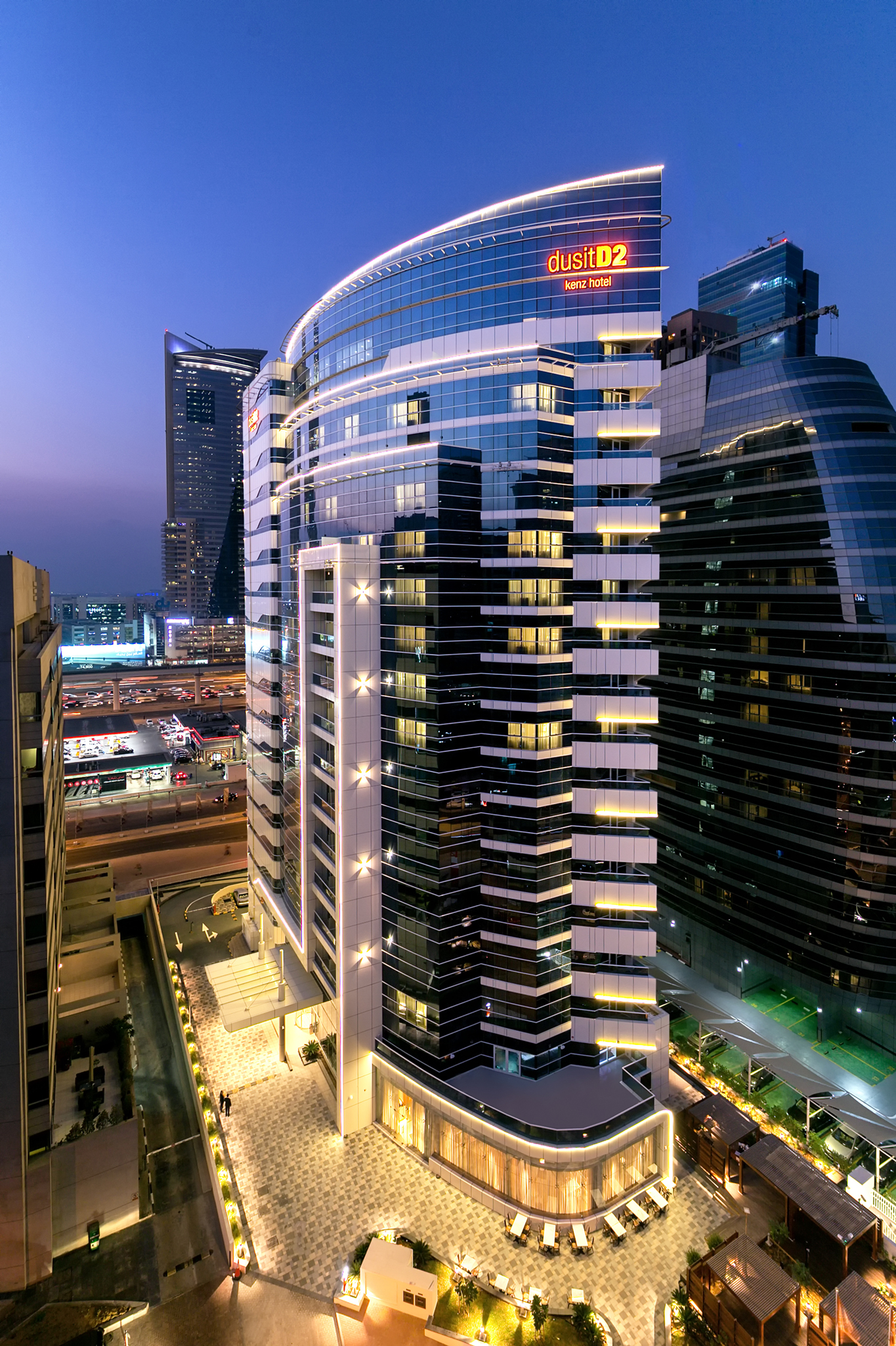 Dusit international continues global expansion with the for The newest hotel in dubai