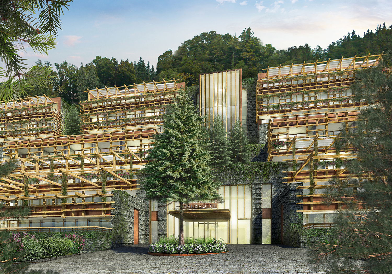 b rgenstock resort lake lucerne to debut summer of 2017. Black Bedroom Furniture Sets. Home Design Ideas