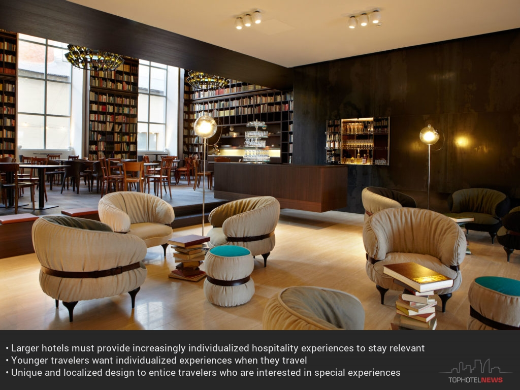 5 design tricks large hotel brands can learn from boutique for Best boutique hotel brands
