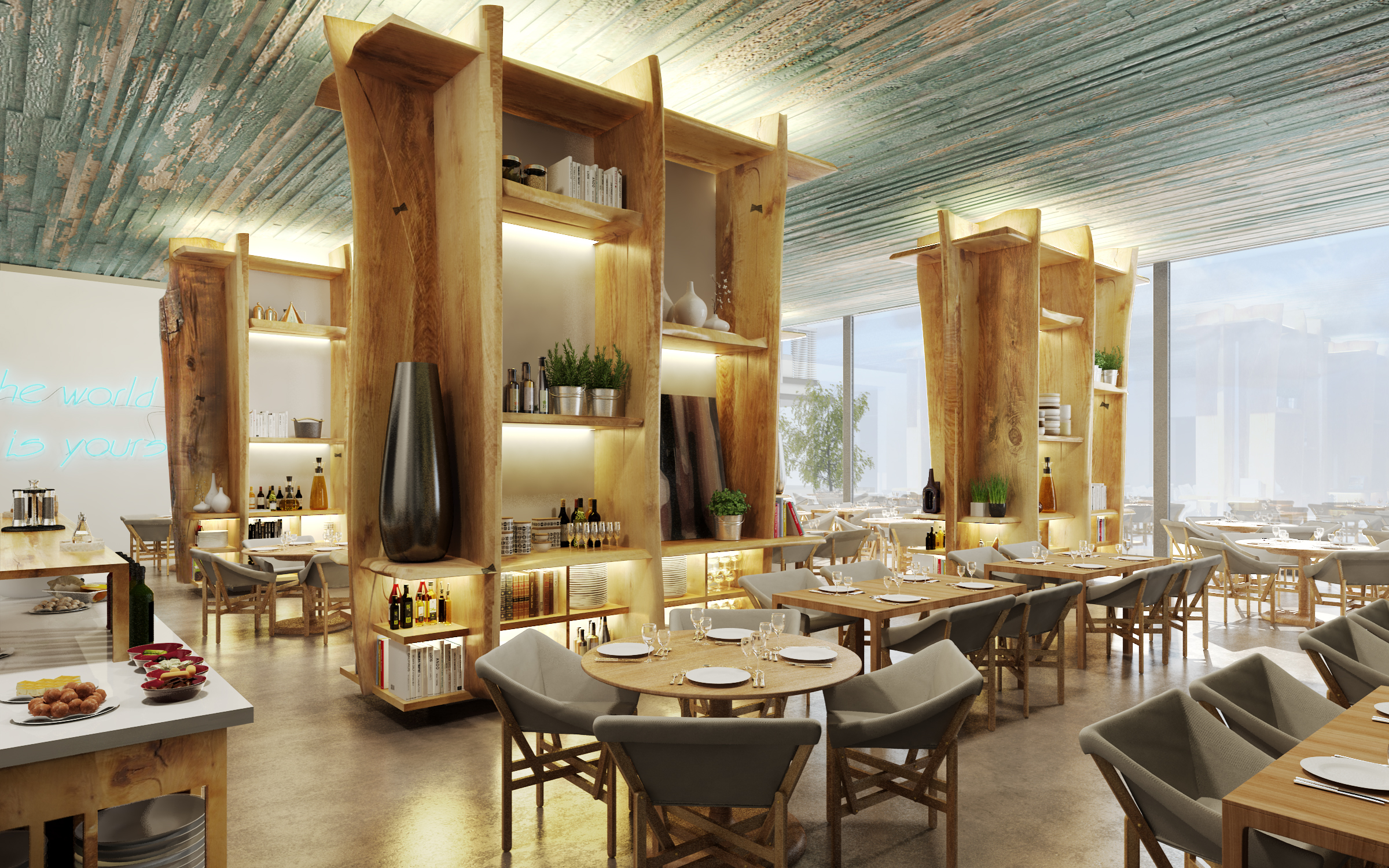 nikki beach resort spa dubai announces its debut in december 2016 - Beach Style Restaurant 2016