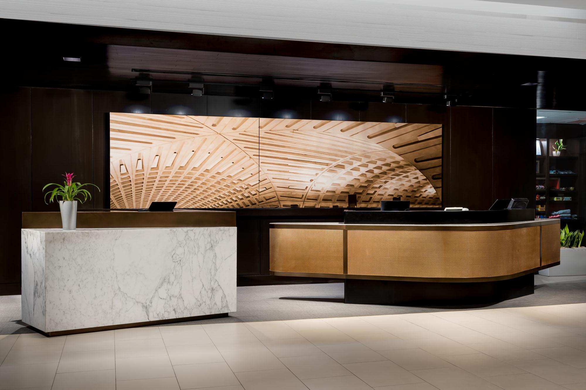 hyatt arlington transitions to hyatt centric hotel