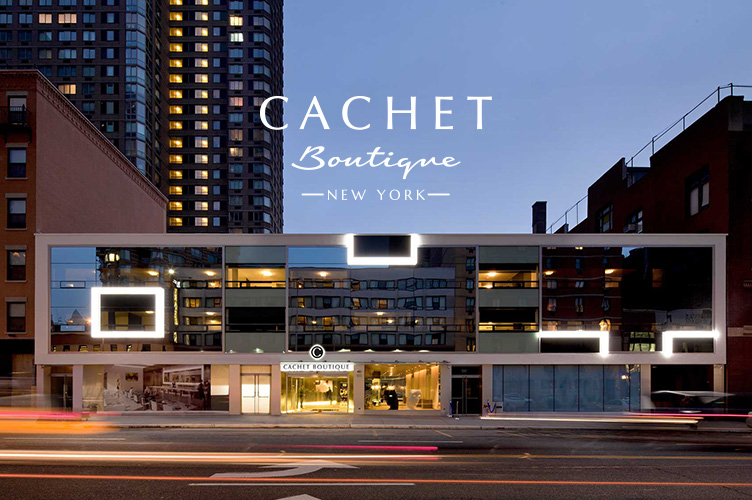 Debut of cachet boutique hotel in new york city for Boutique hotel group
