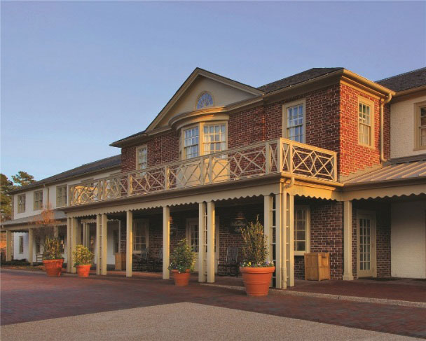 The Williamsburg Lodge To Join Marriott International S Autograph Collection Hotels