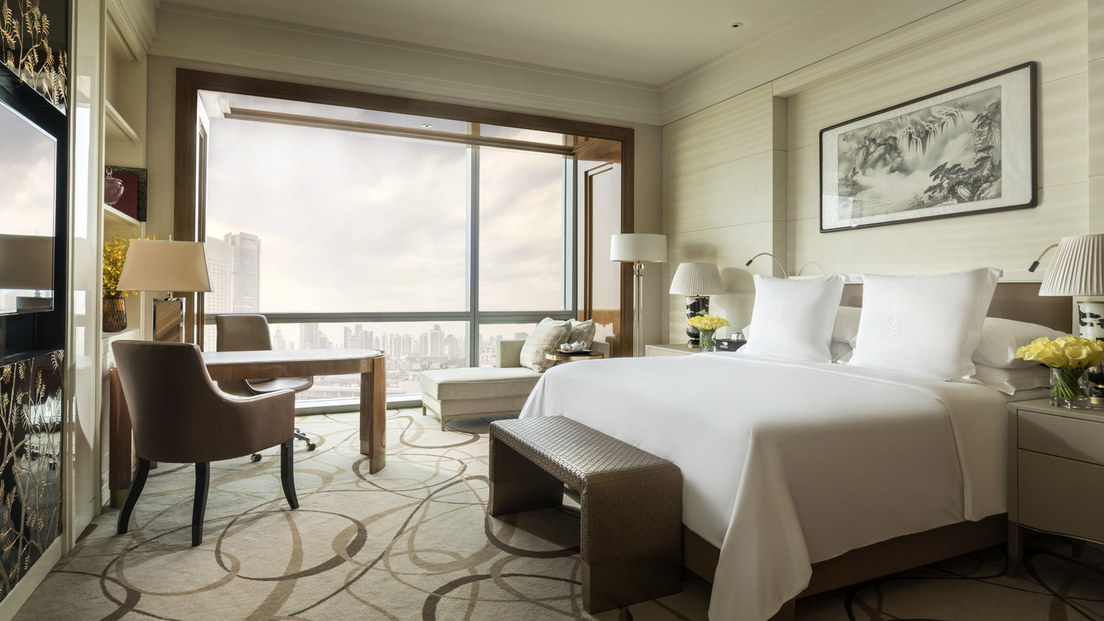 four seasons hotel Four seasons hotels limited, trading as four seasons hotels and resorts, is a canadian international luxury hospitality company headquartered in toronto, ontario.