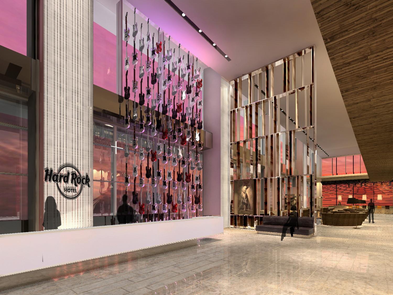Hard Rock Cafe San Juan Opening