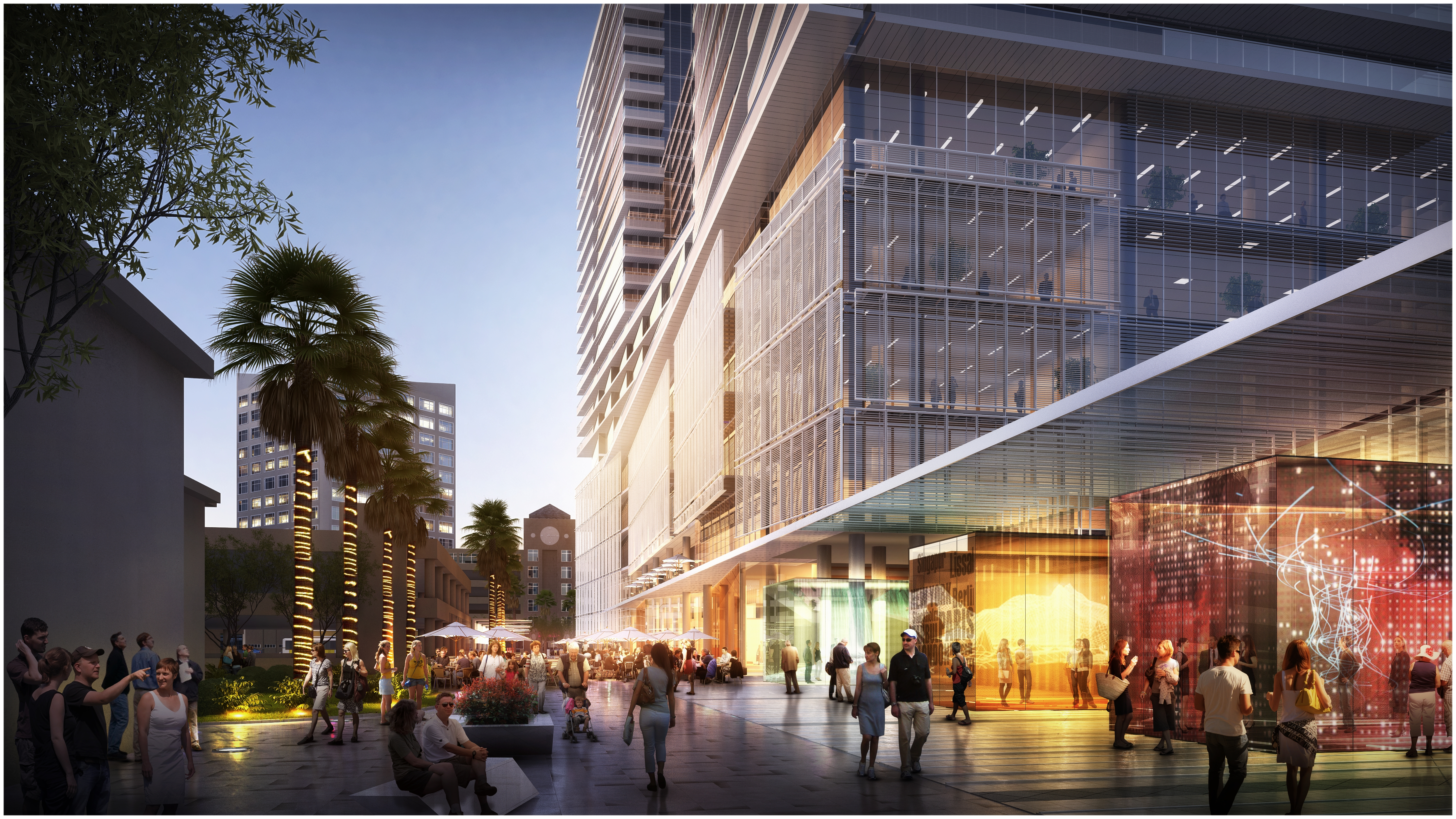 Kimpton Hotels Restaurants Announce Partnership In Major Silicon Valley Project