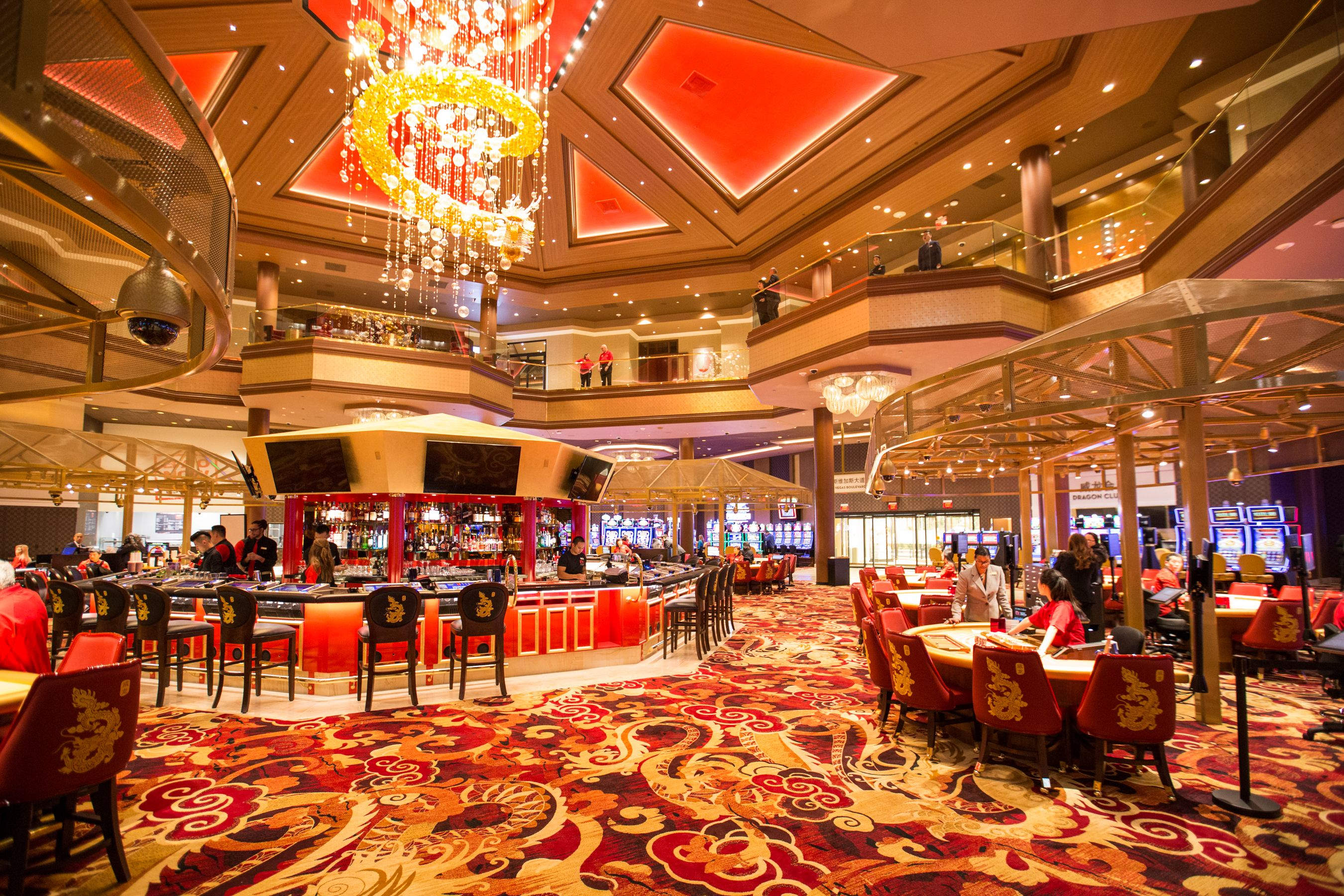 Newest Las Vegas Hotel Casino  The Lucky Dragon Hotel  U0026 Casino  Opens With The Invotech Rfid