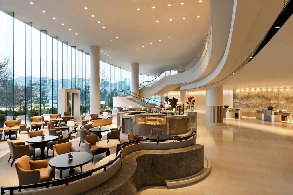 Kerry Hotel Hong Kong The City S First Urban Resort