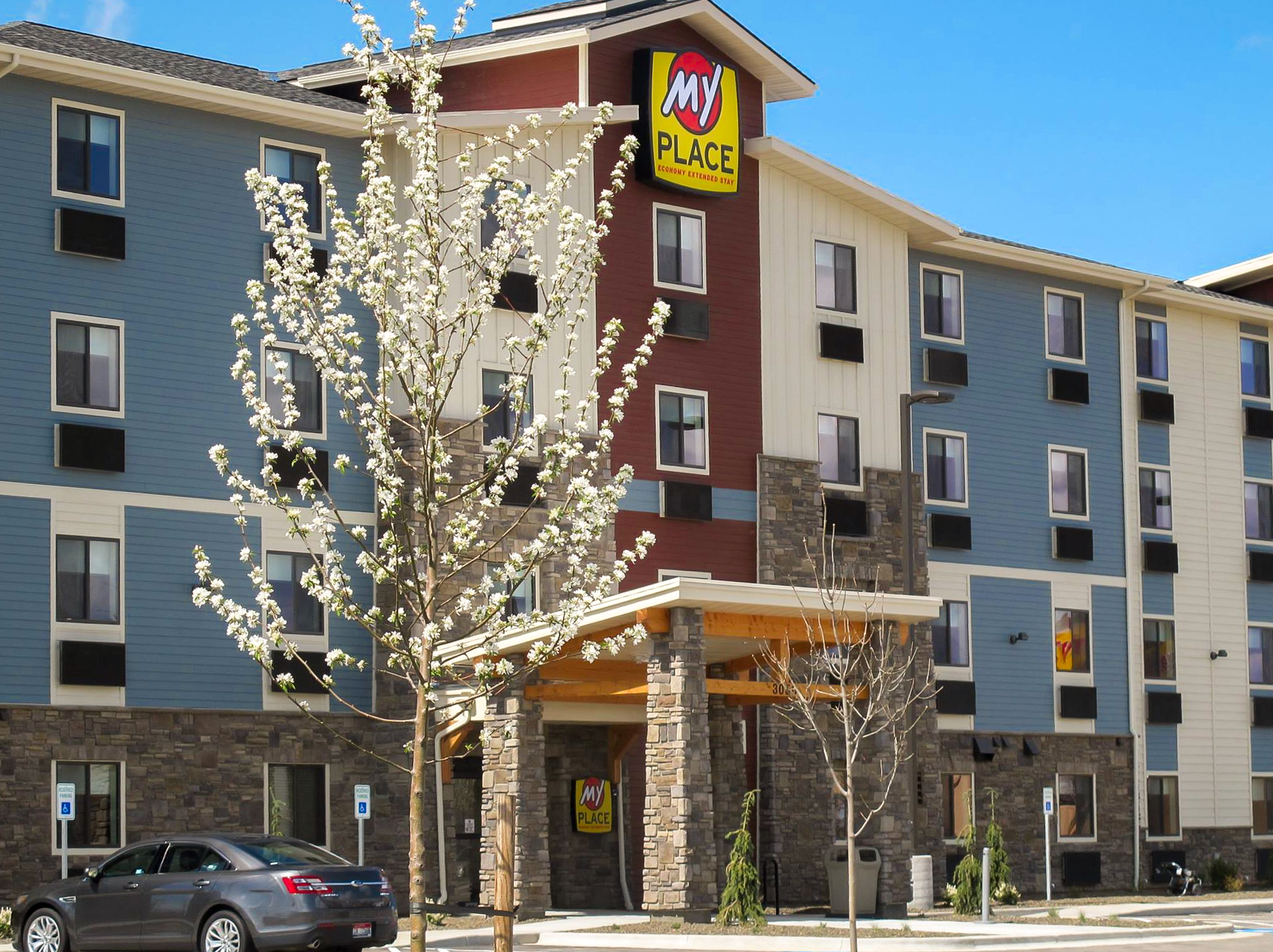 My Place Hotel Boise Meridian Id Is Now Open Hotels