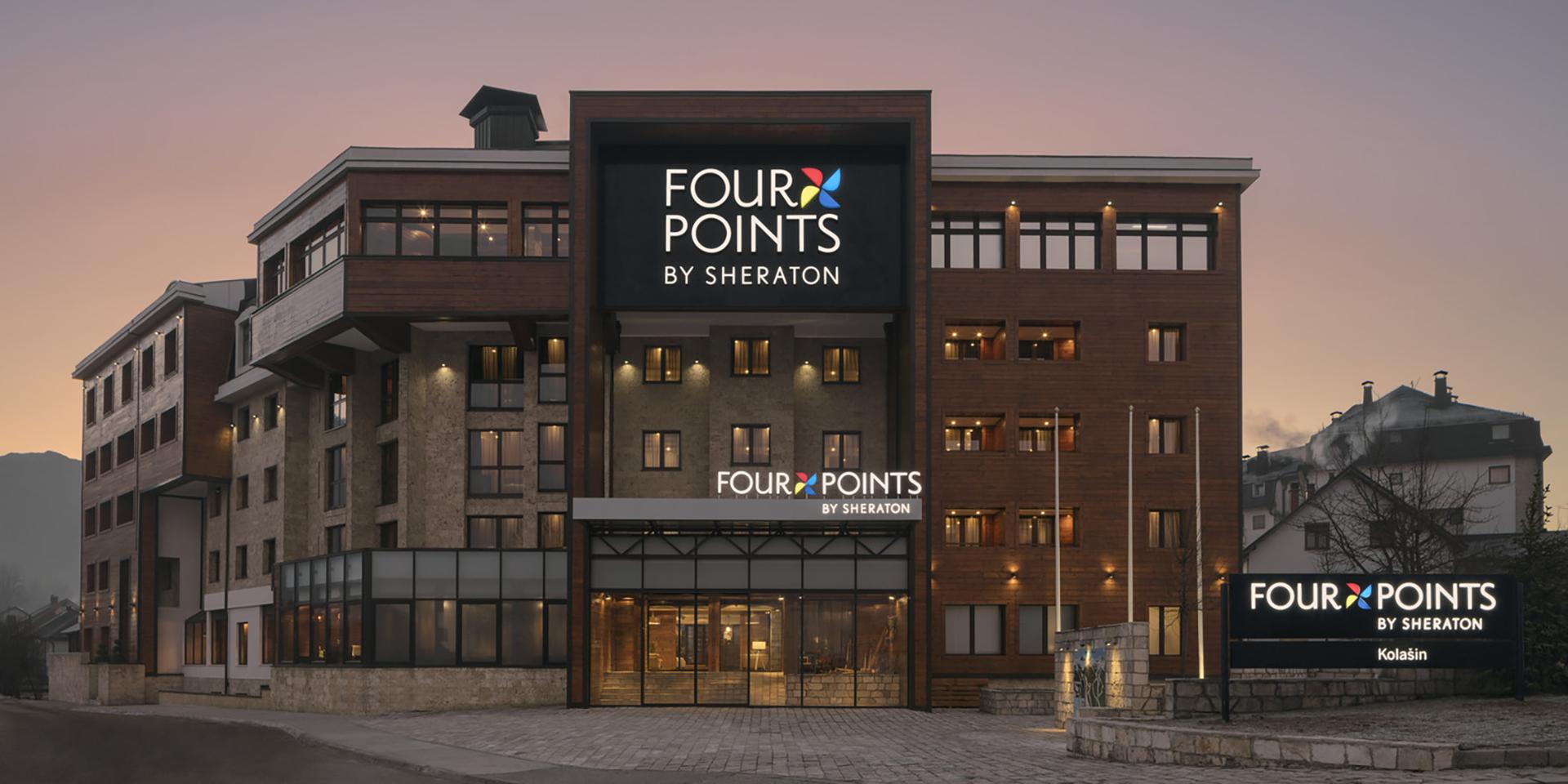 Loyalty Rewards Program >> Four Points by Sheraton by Marriott – Hospitality Net